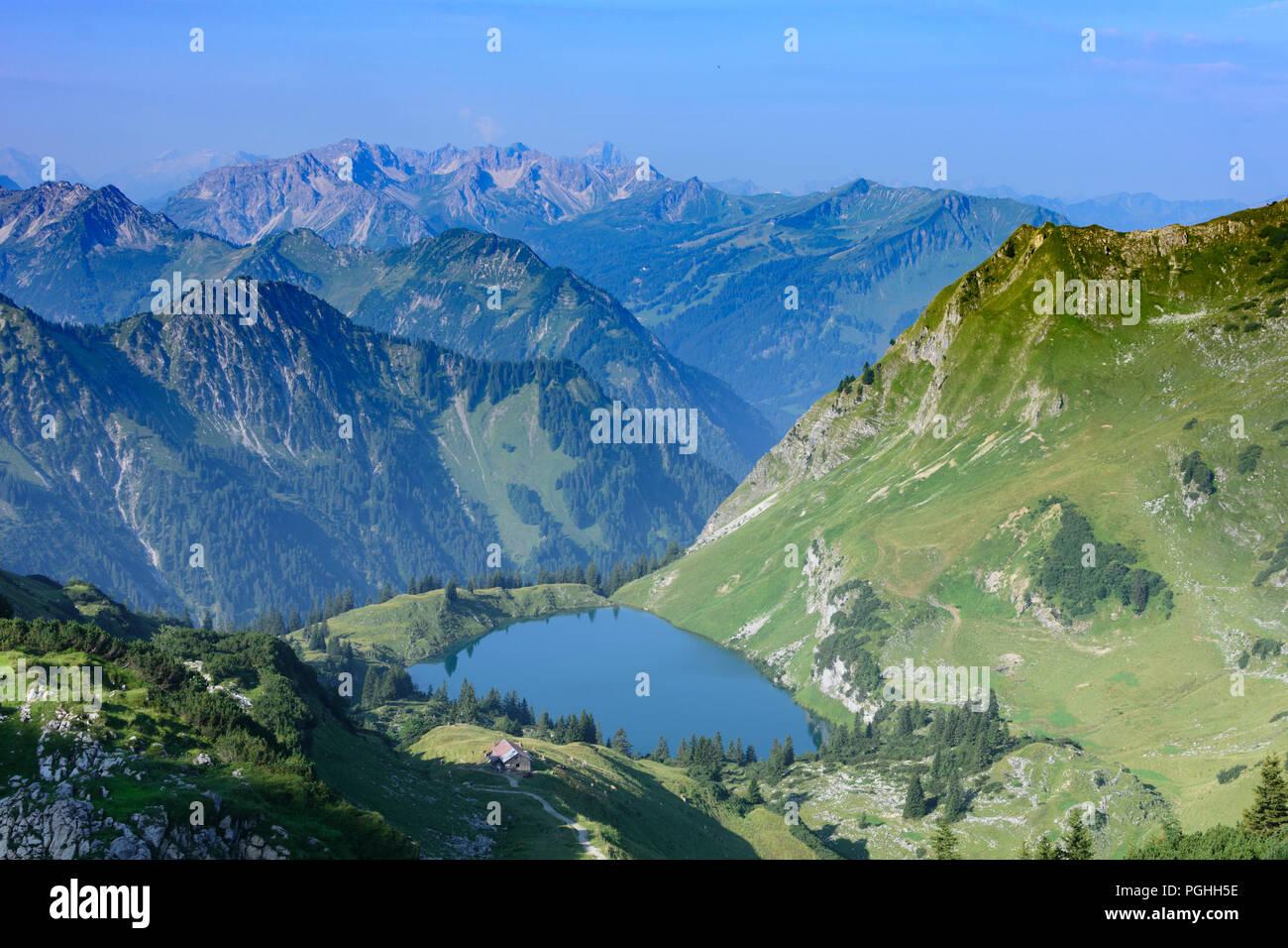 alpen lake stock photos alpen lake stock images alamy. Black Bedroom Furniture Sets. Home Design Ideas