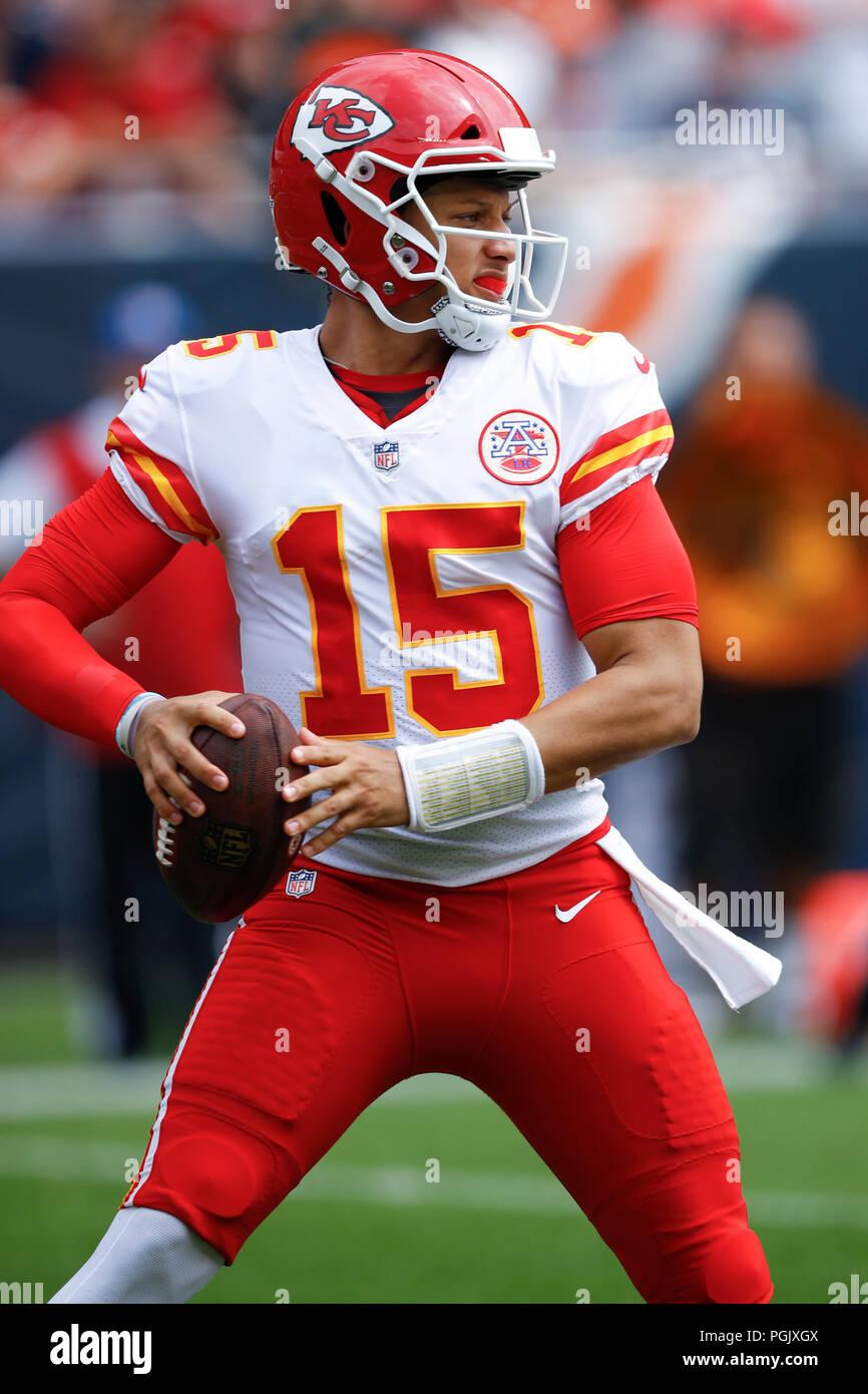 August 25 2018 Chicago Illinois U S Chiefs