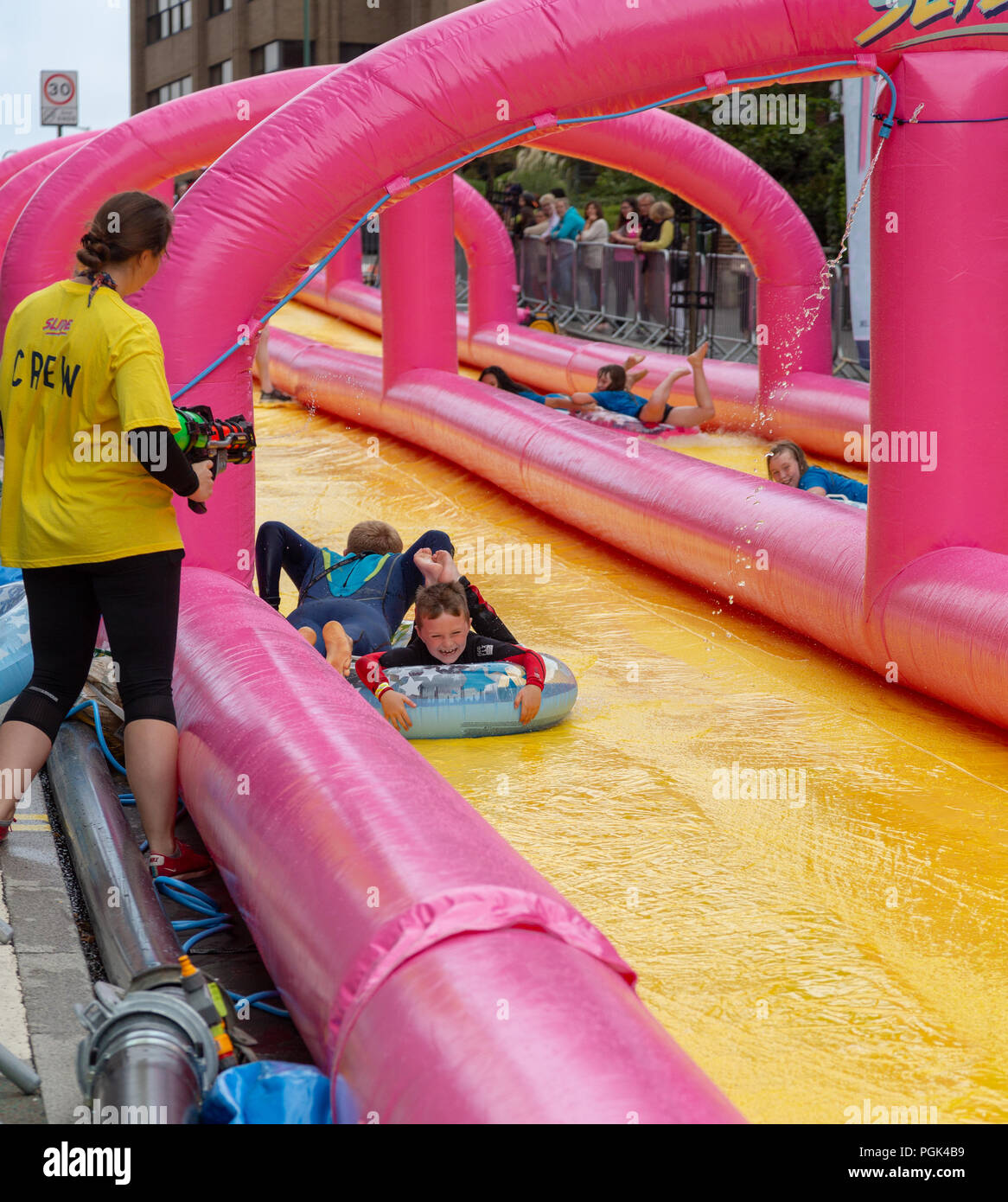 Inflatable Slide Bournemouth