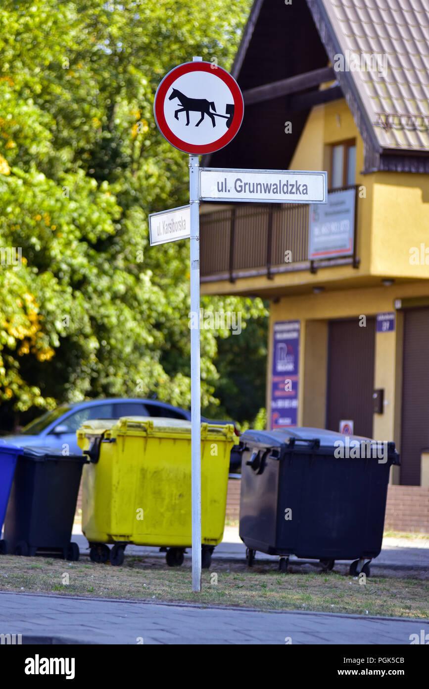 Usedom Polen Stock Photos Usedom Polen Stock Images Alamy