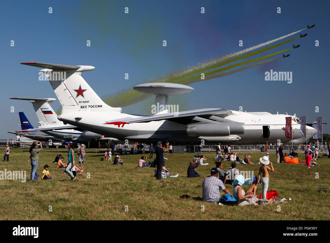 Kubinka military airfield in the Moscow region: how to get there 12