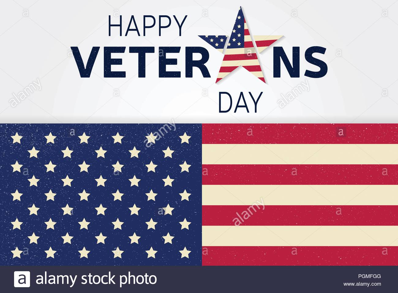 Veterans day greeting card honoring all who served vector veterans day greeting card honoring all who served vector illustration m4hsunfo