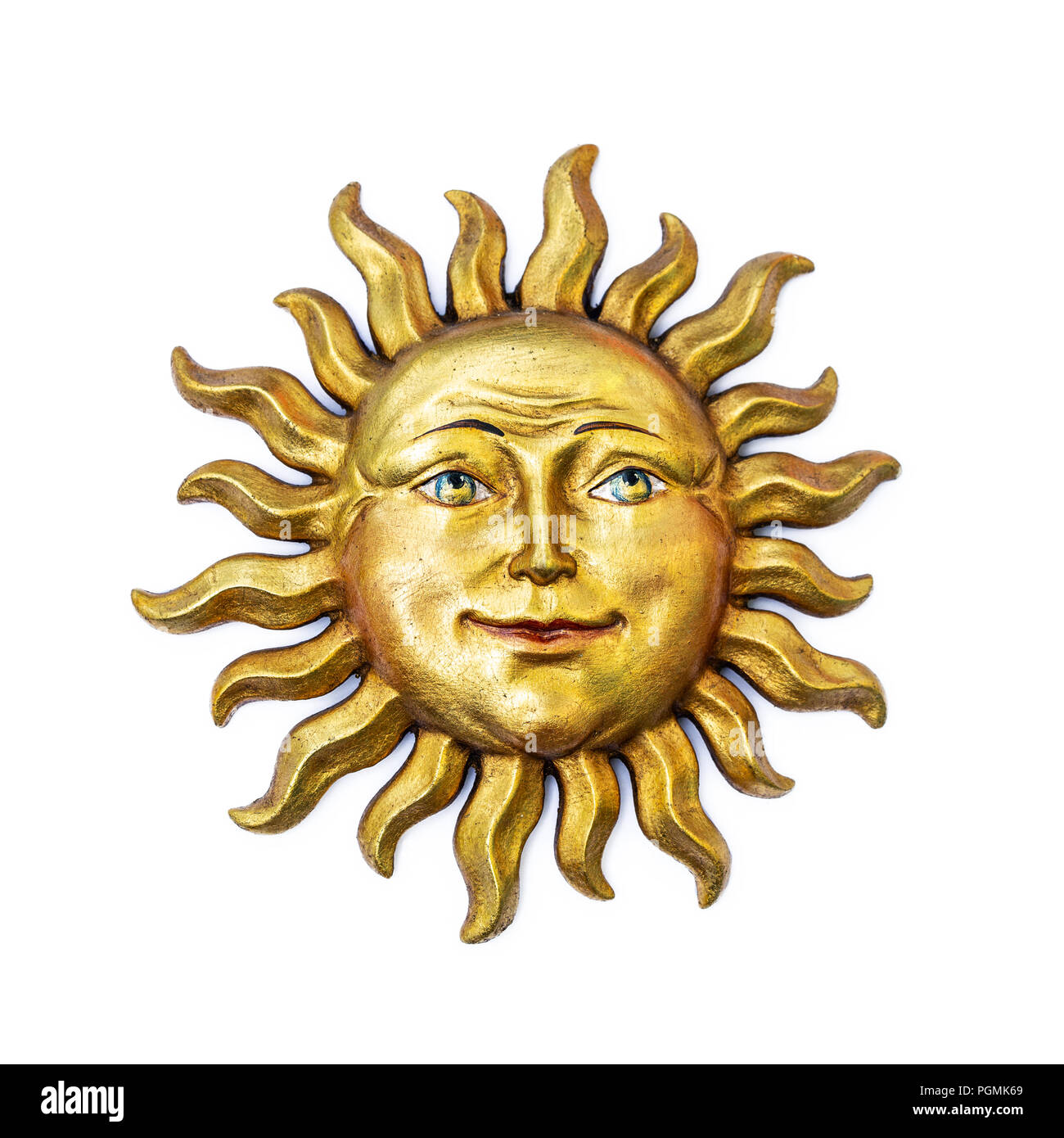 Sun Face Wall Decor High Resolution Stock Photography And Images Alamy