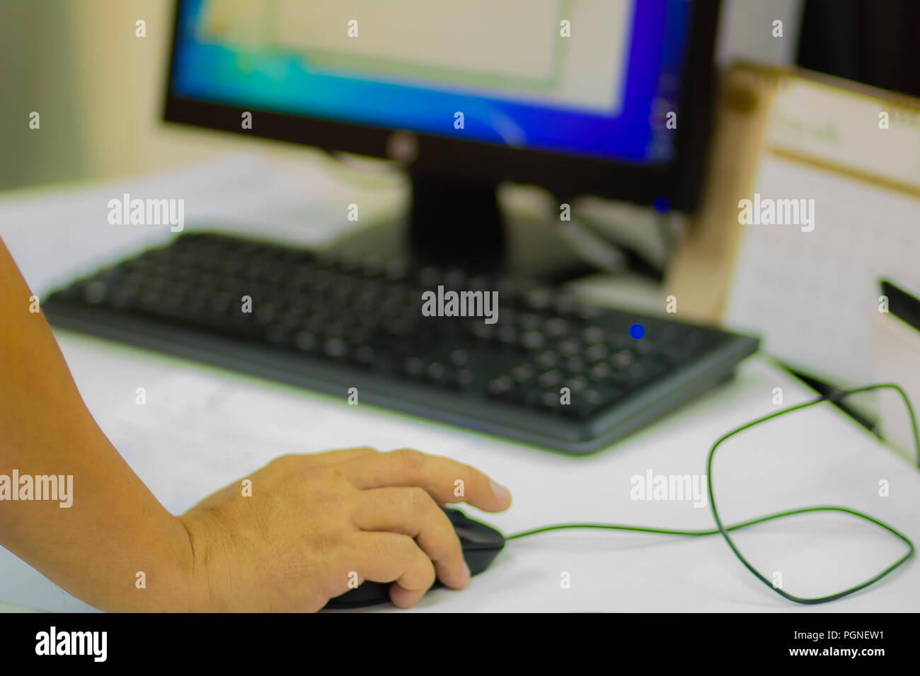 keyboard testing program