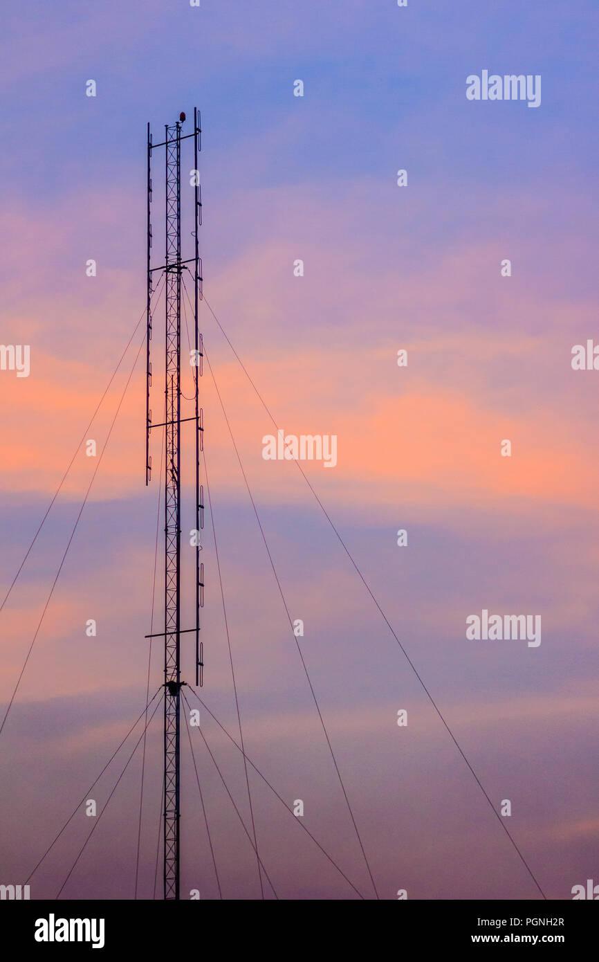 Amateur Radio Antenna Stock Photos & Amateur Radio Antenna Stock