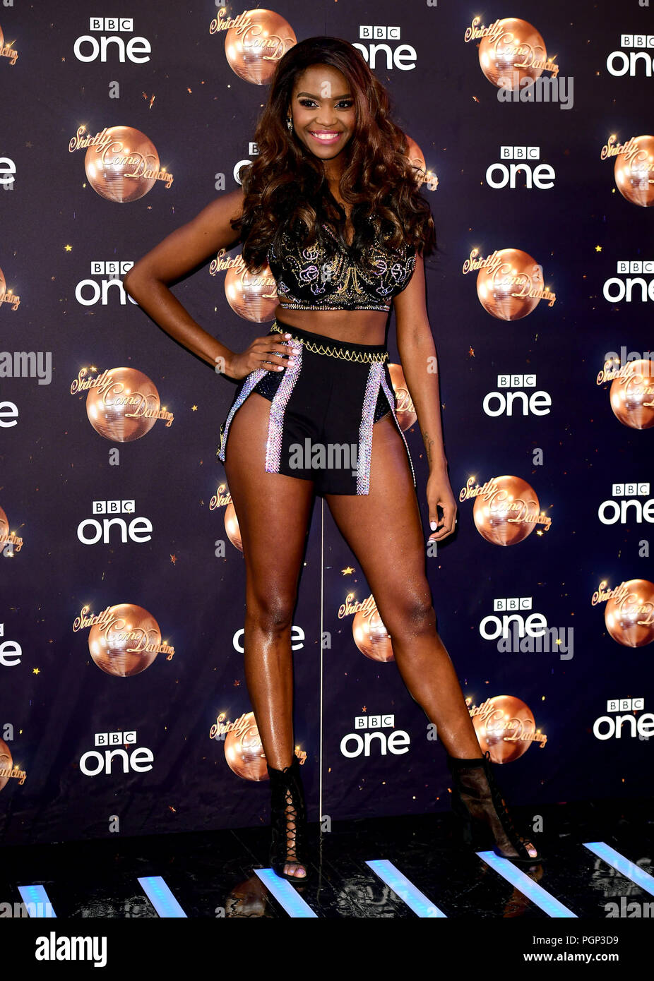 Young Oti Mabuse nude photos 2019
