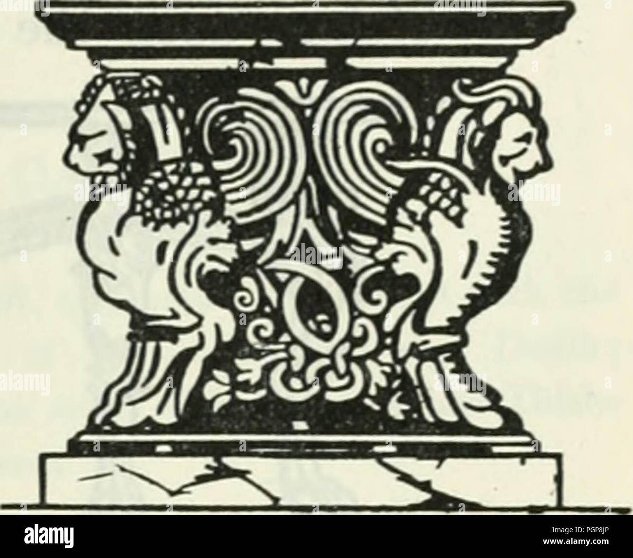 """""""The book of decorative furniture, its form, colour and history"""" (1910) Stock Photo"""