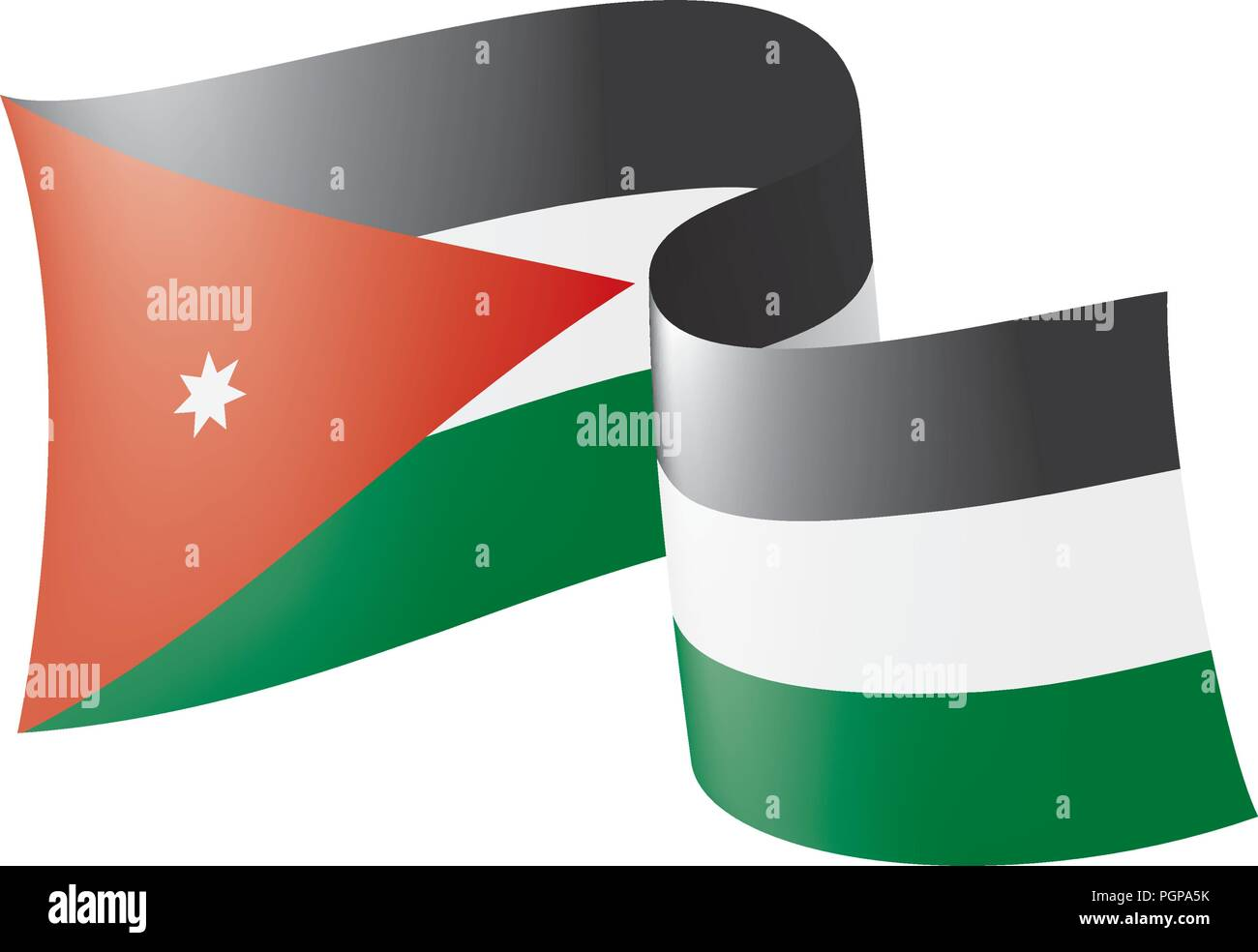 It Is A Symbol Of Jordan Stock Photos It Is A Symbol Of Jordan