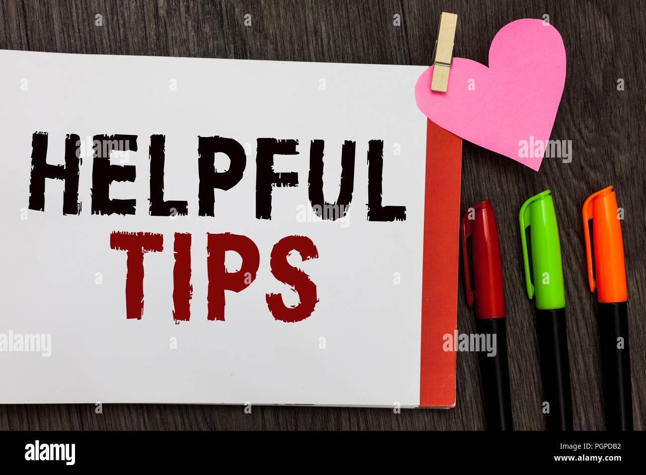 useful writing tips
