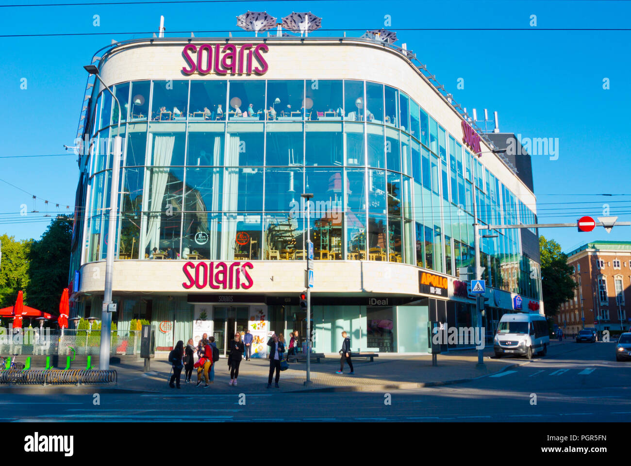 becc521fbce Shopping Centre Tallinn Stock Photos & Shopping Centre Tallinn Stock ...