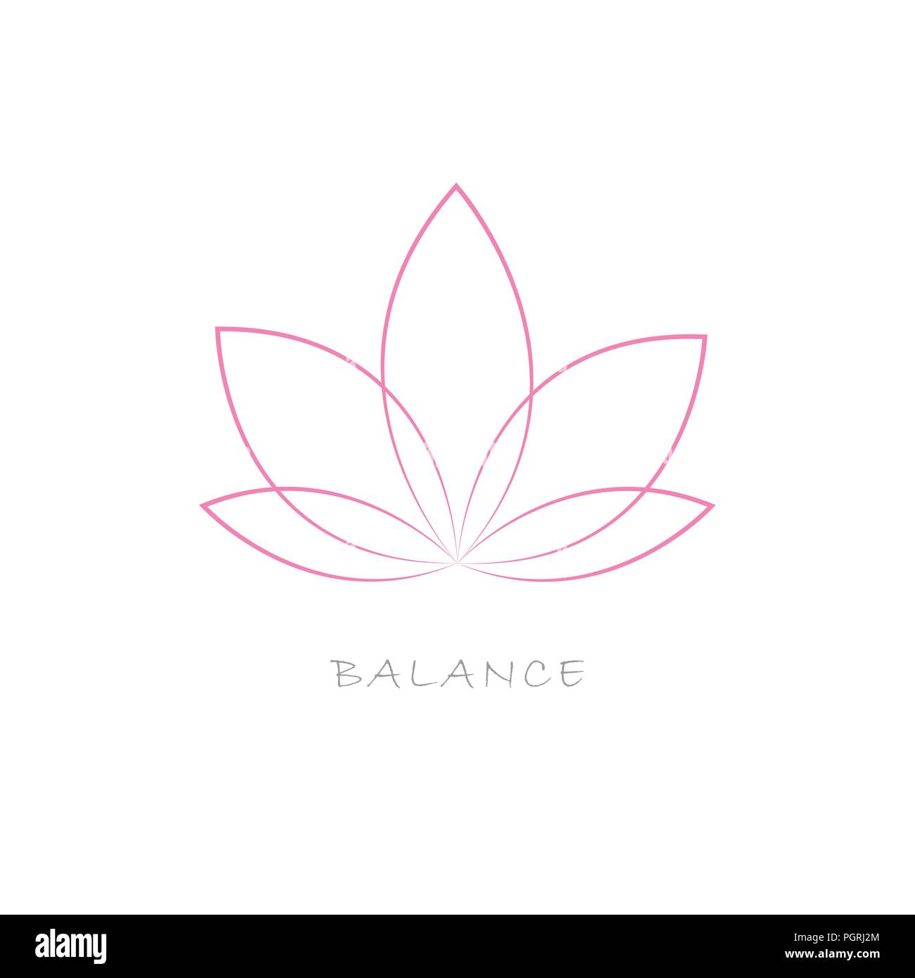 Lotus flower pink color vector illustration eps10 stock vector art lotus flower pink color vector illustration eps10 izmirmasajfo