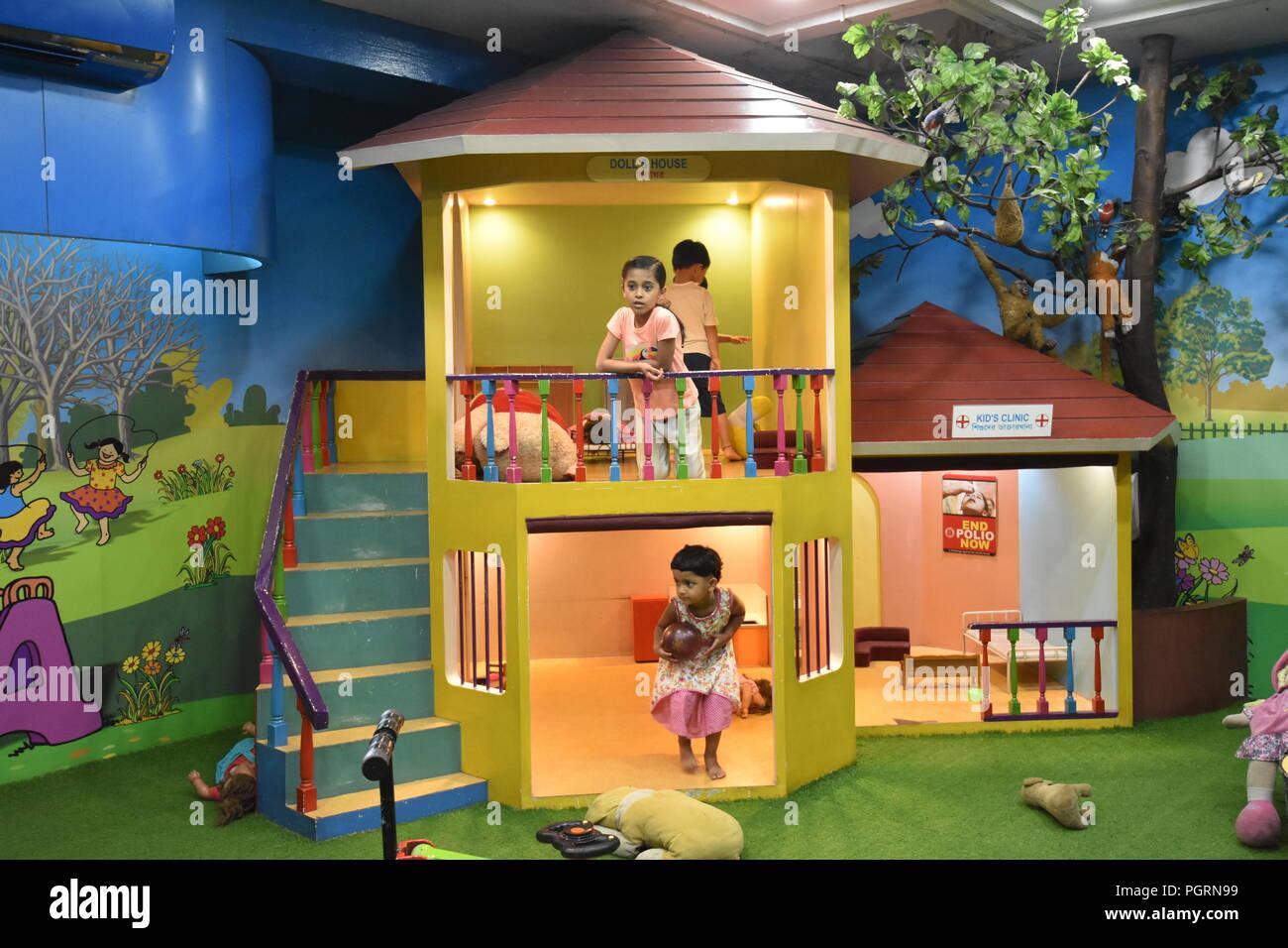 Children S Gallery Birla Industrial Technological Museum Kolkata