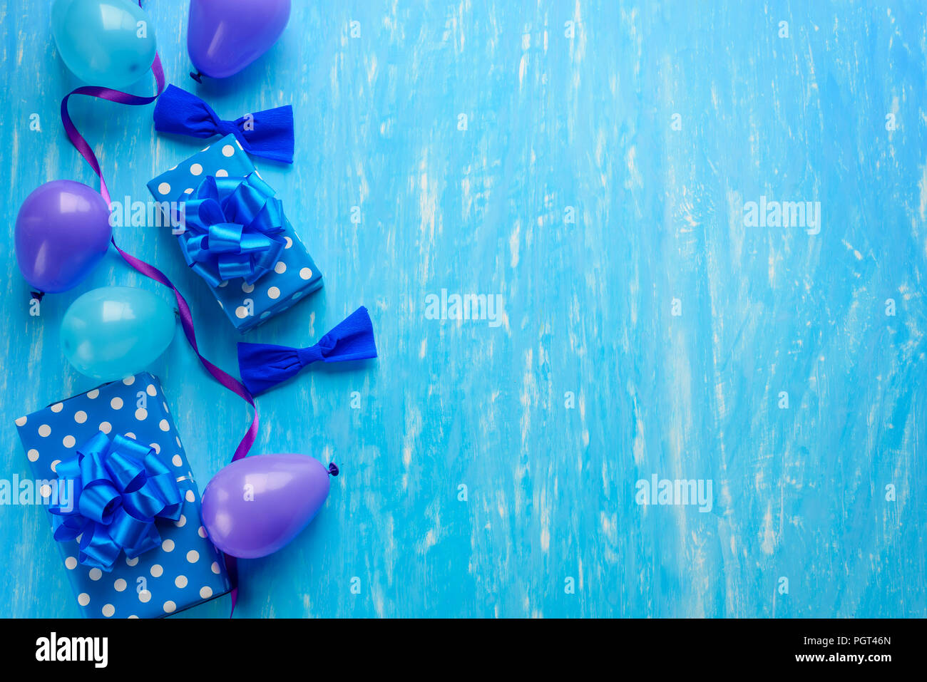 Party Invitation Card Template Stock Photo 216889085 Alamy