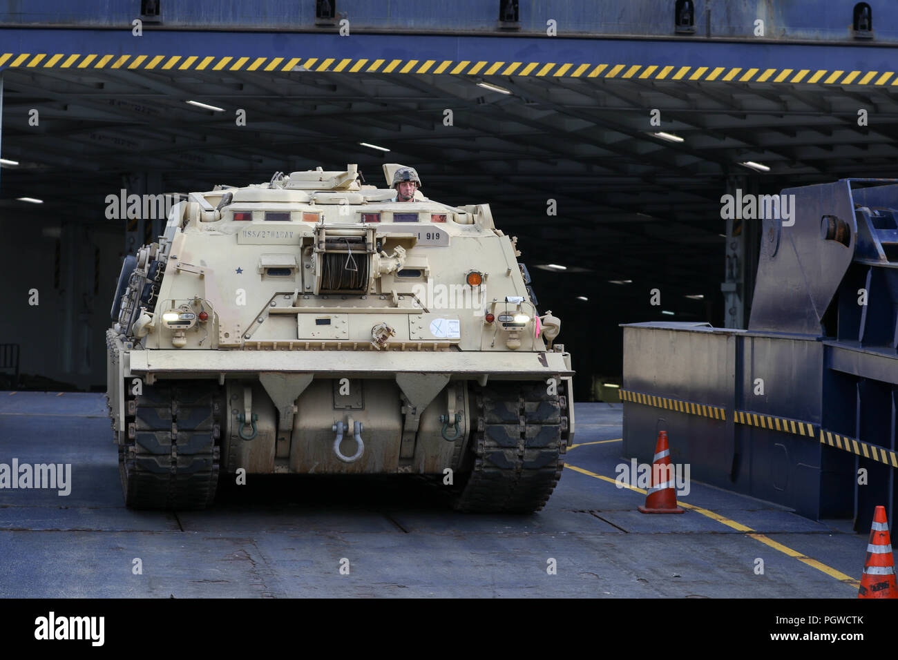 M88 recovery vehicle stock photos m88 recovery vehicle stock a solder with the 2nd squadron 278th armored cavalry regiment a national guard unit reheart Images
