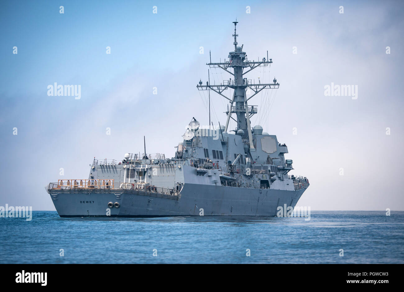 Ddg 105 Stock Photos & Ddg 105 Stock Images - Alamy