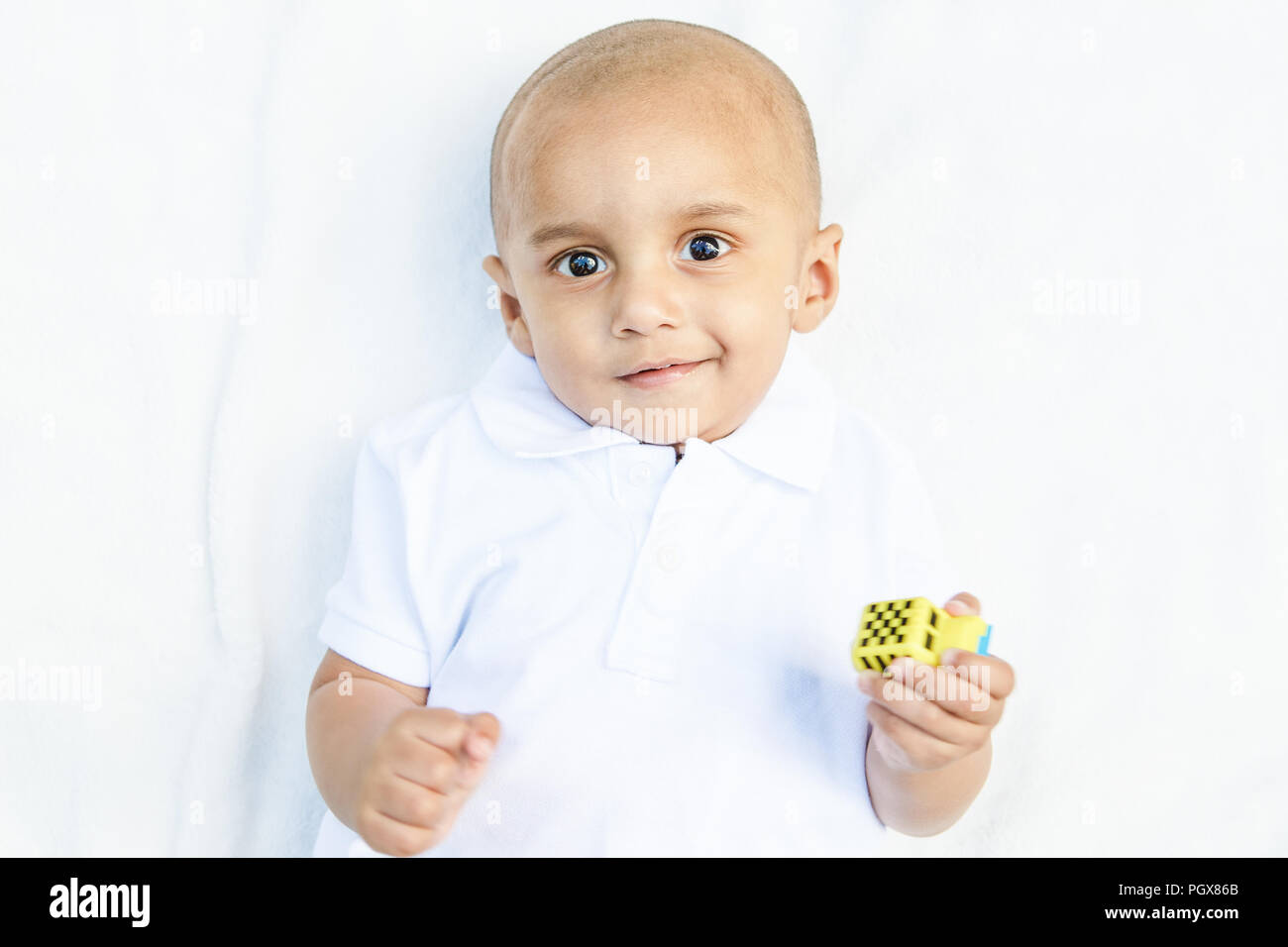 003a44687 Indian Baby Boy Stock Photos   Indian Baby Boy Stock Images - Alamy