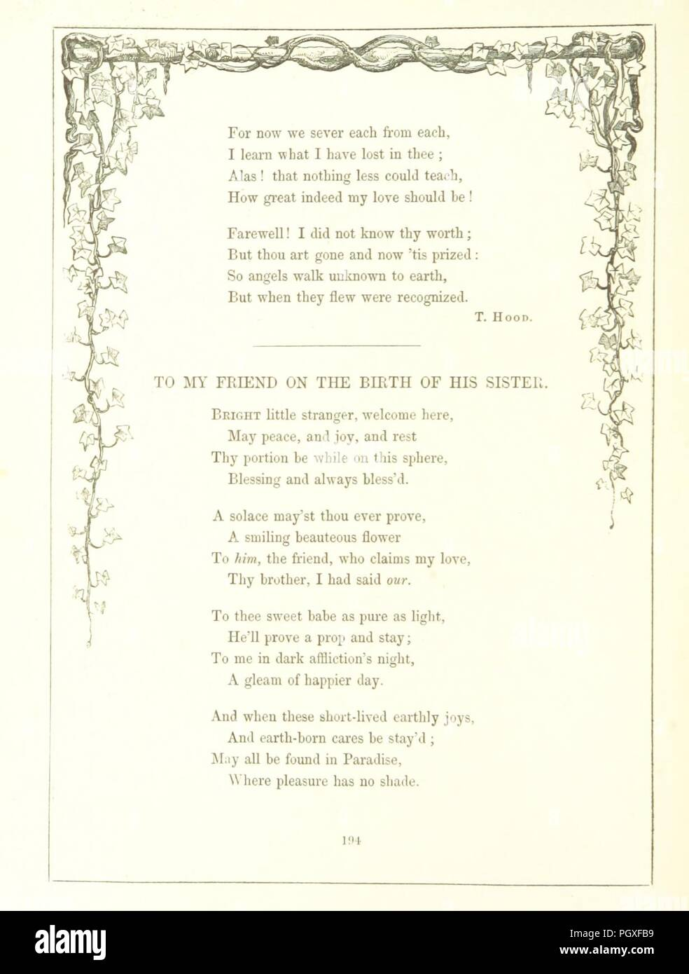 Image from page 210 of 'Flowers of Friendship original and