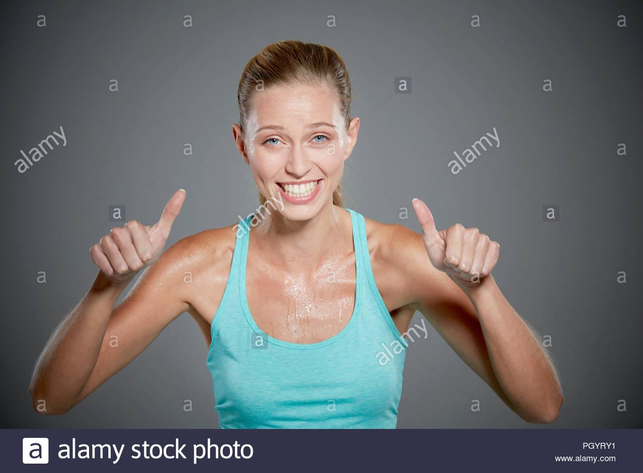 Big boob wife