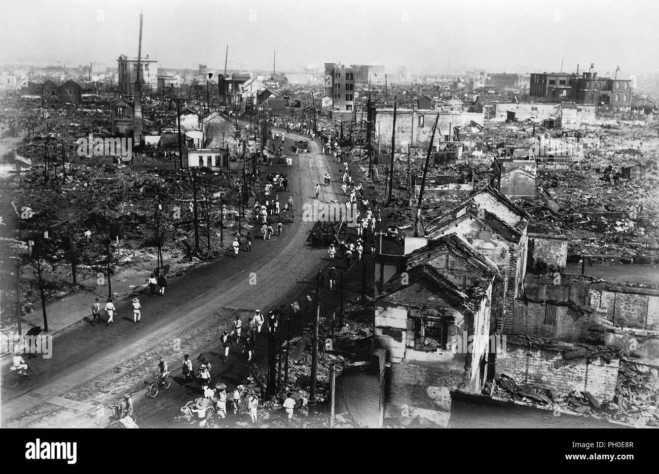 Earthquake tokyo Tokyo Earthquake