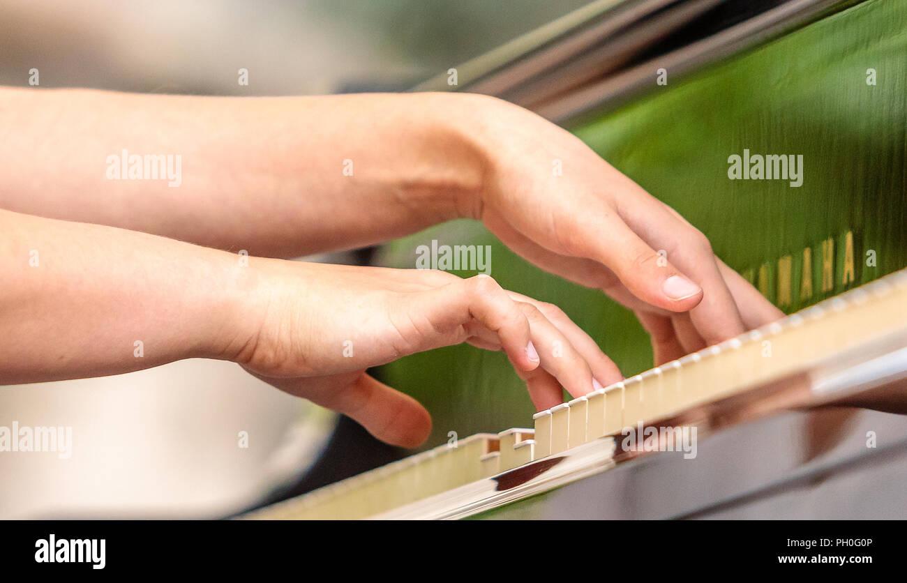 Harmony creation - Stock Image