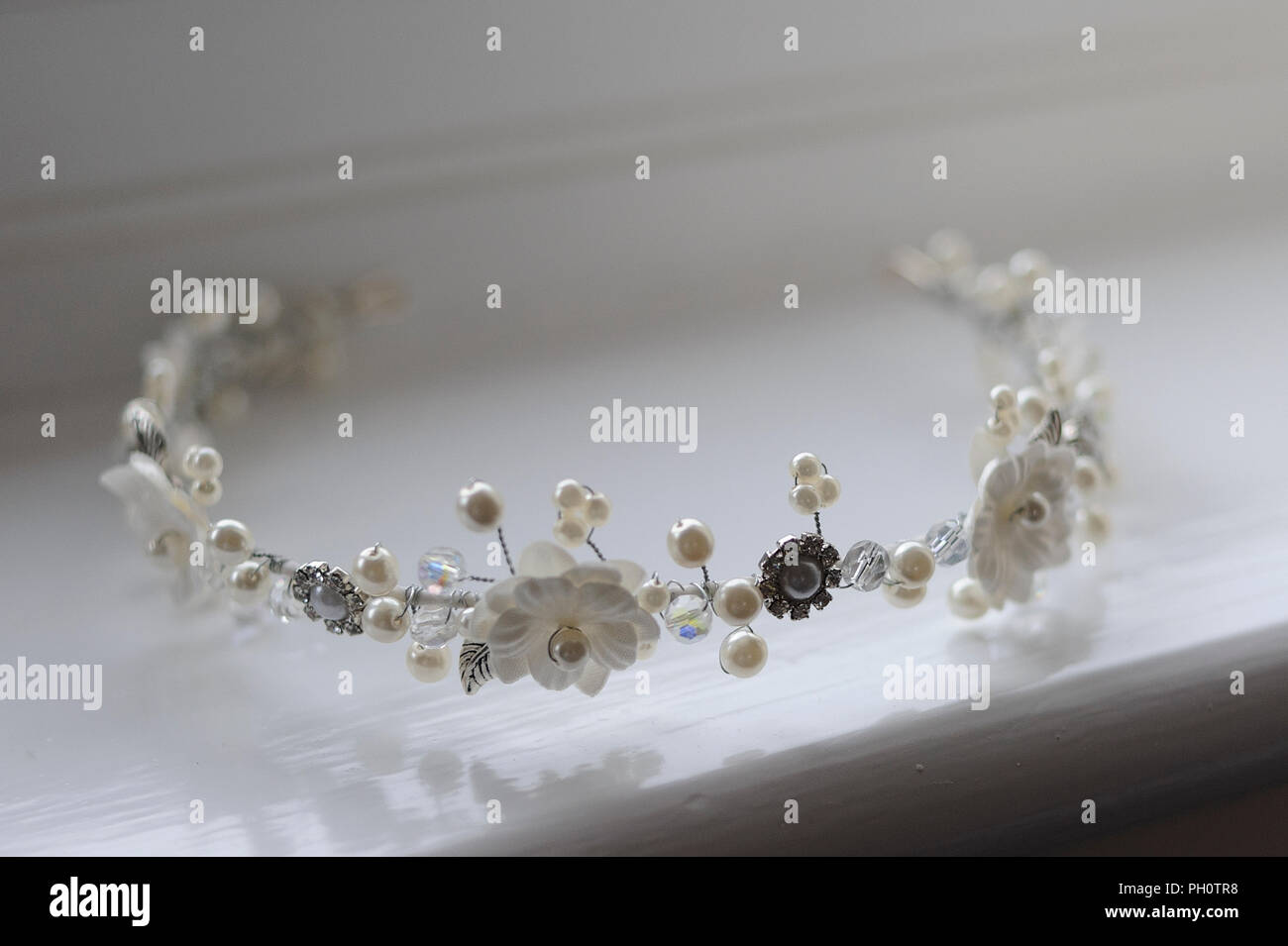 Bridal Taira - Stock Image