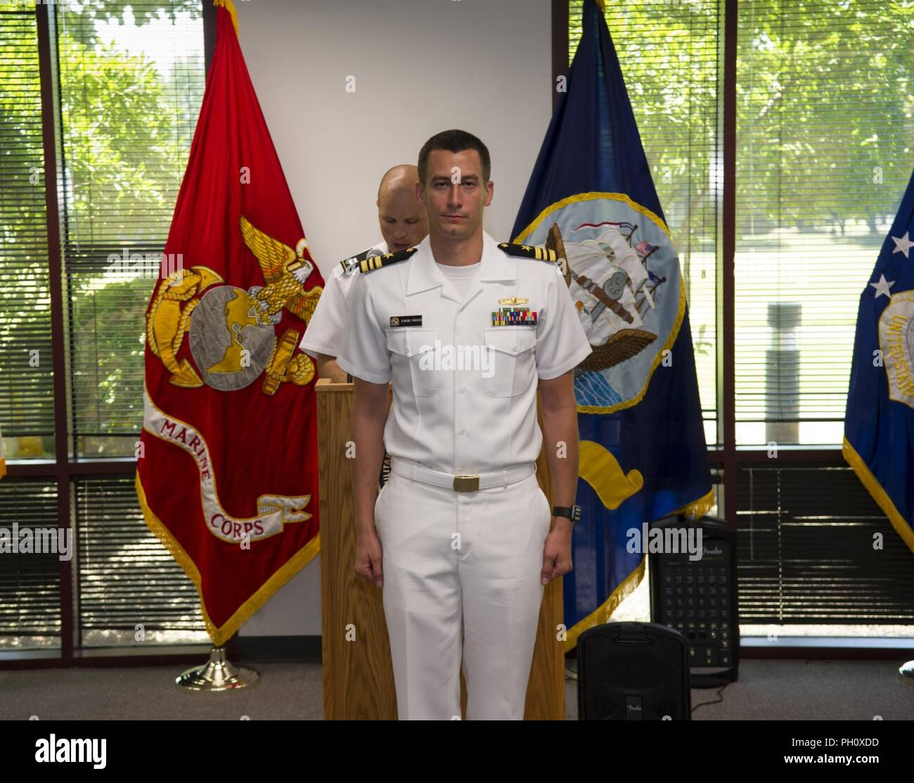 Military Entrance Processing Station Meps Stock Photos & Military