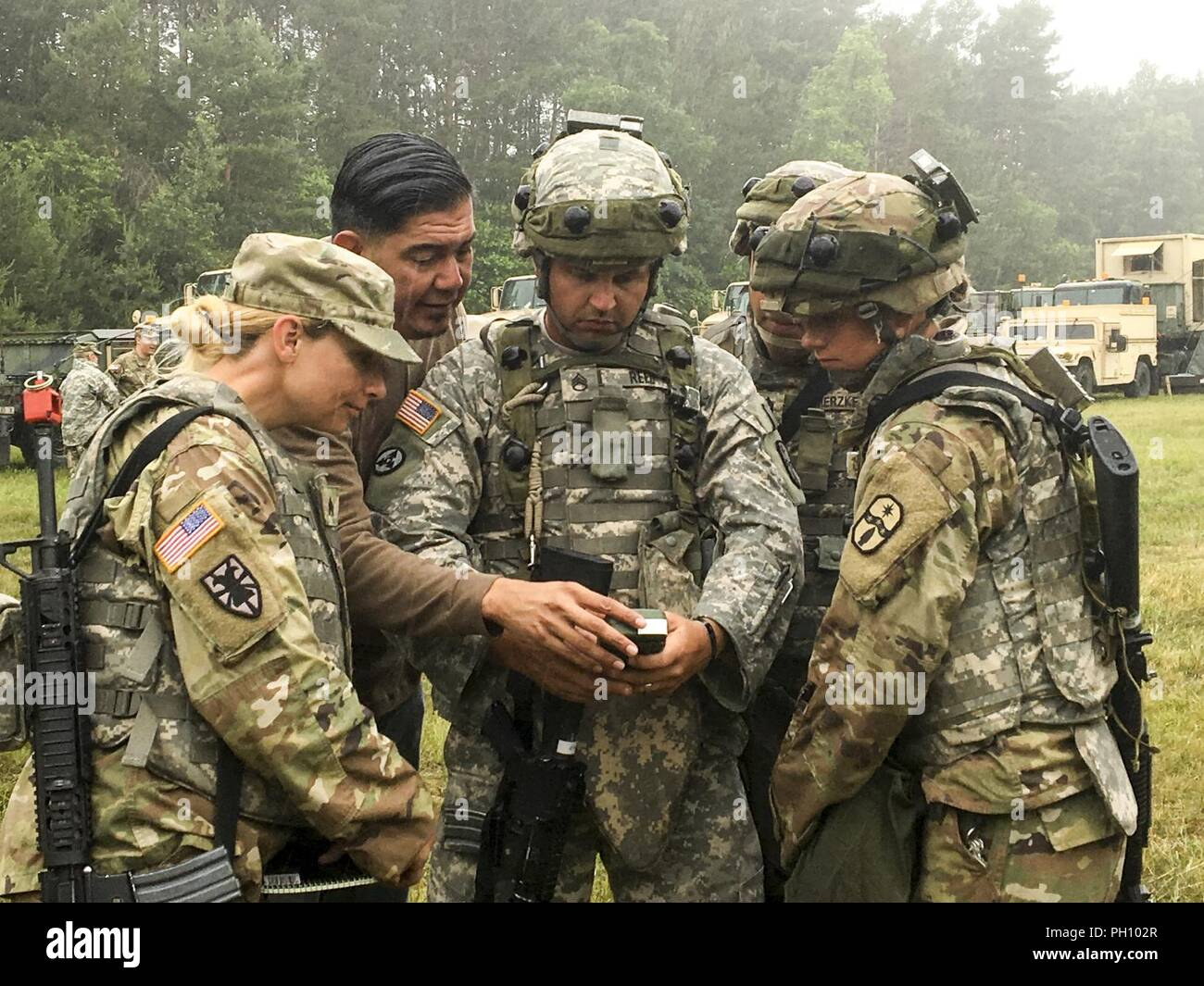 1487th Transportation Company High Resolution Stock Photography And Images Alamy