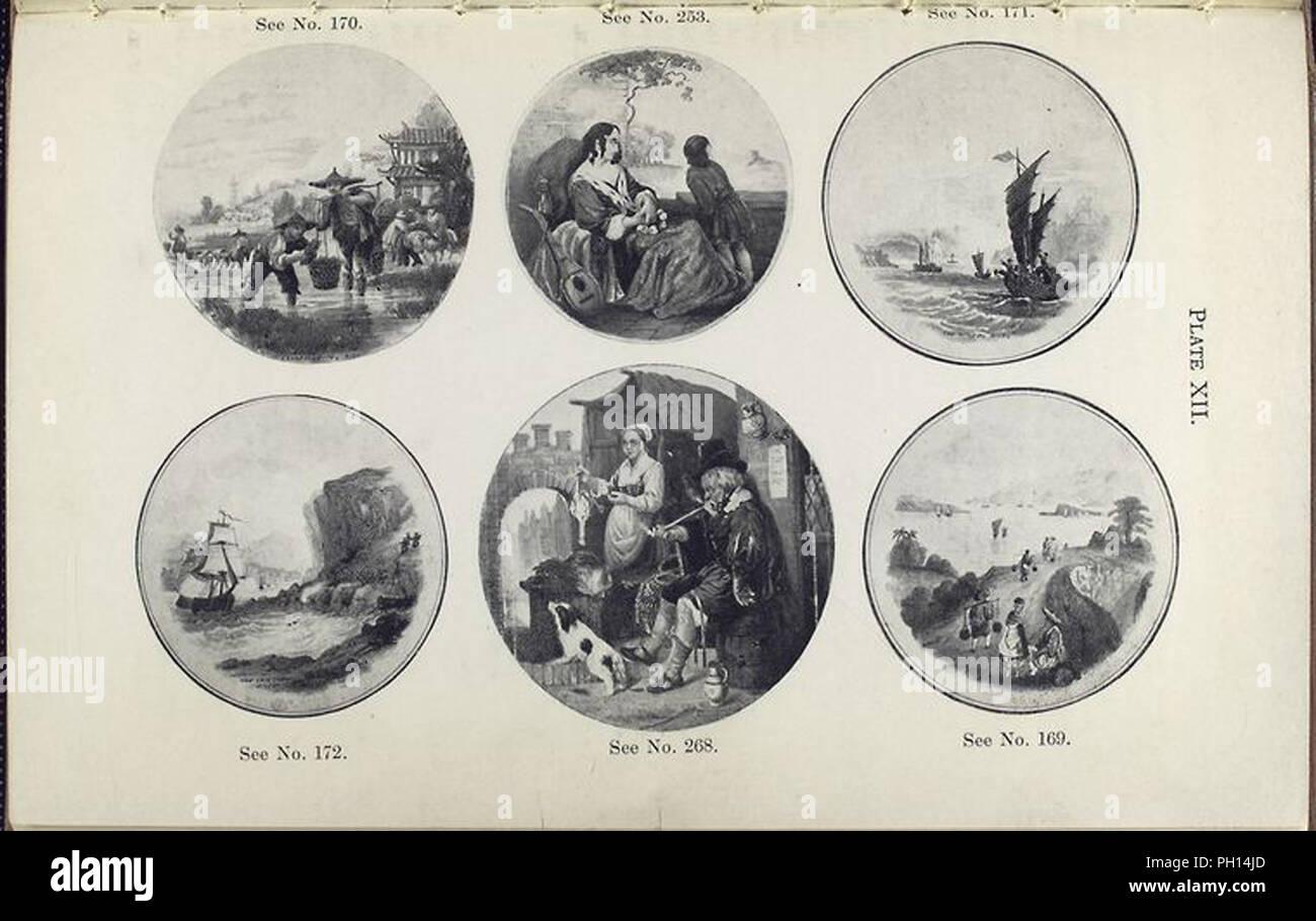 Selection Of Round Illustrations Stock Photo 216999173 Alamy