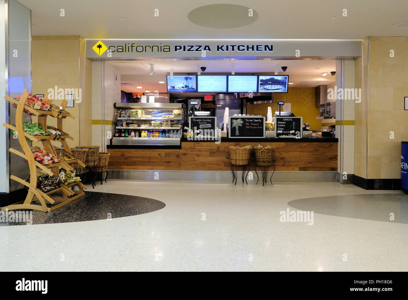 California Pizza Kitchen Restaurant At San Diego