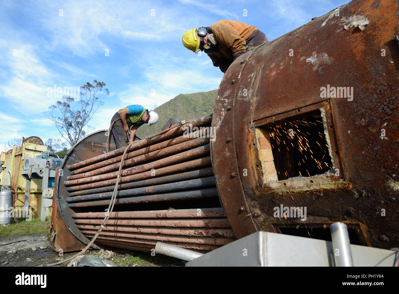 Oxy Gas Stock Photos & Oxy Gas Stock Images - Alamy