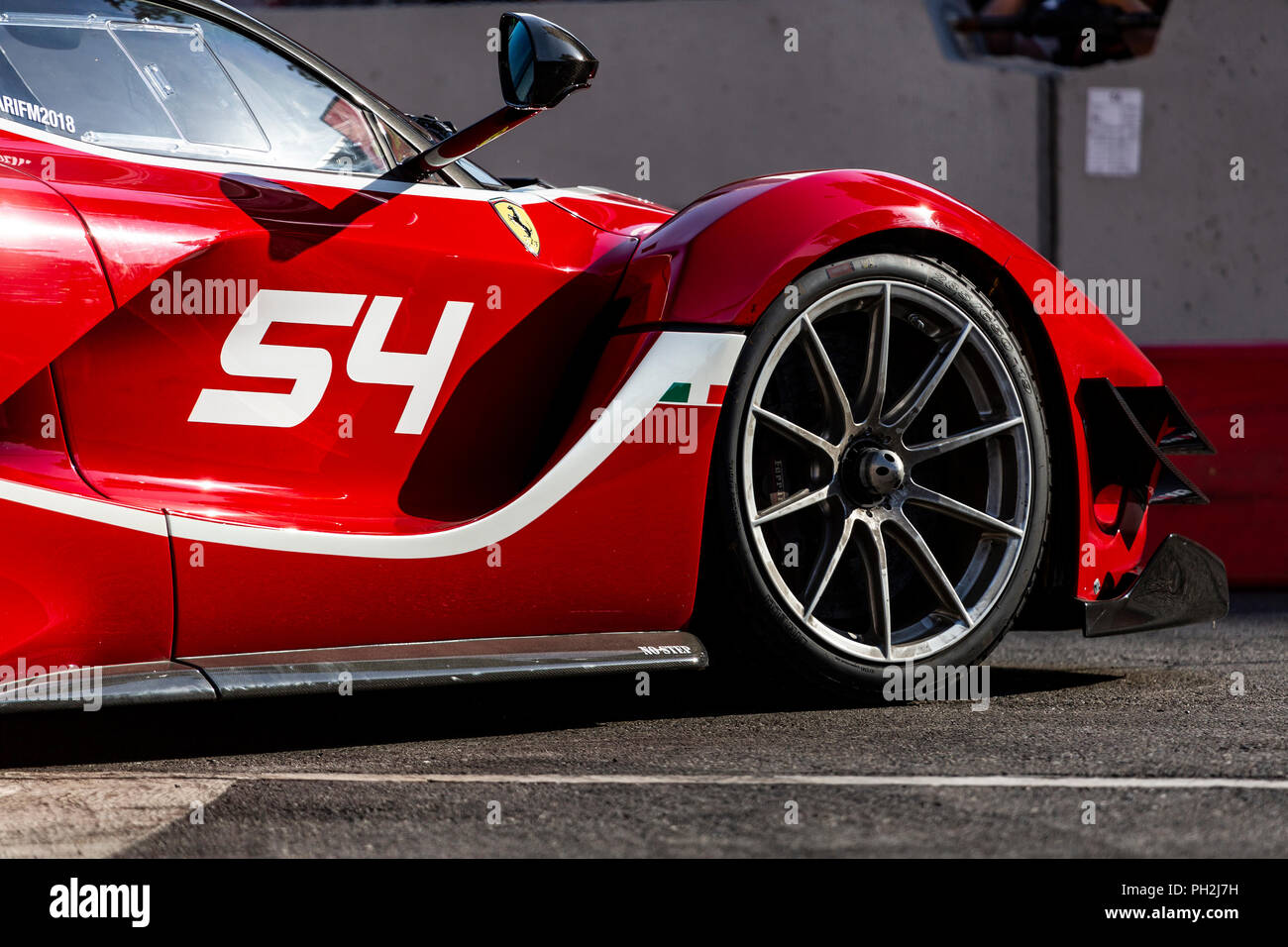 Ferrari Fxx K High Resolution Stock Photography And Images Alamy