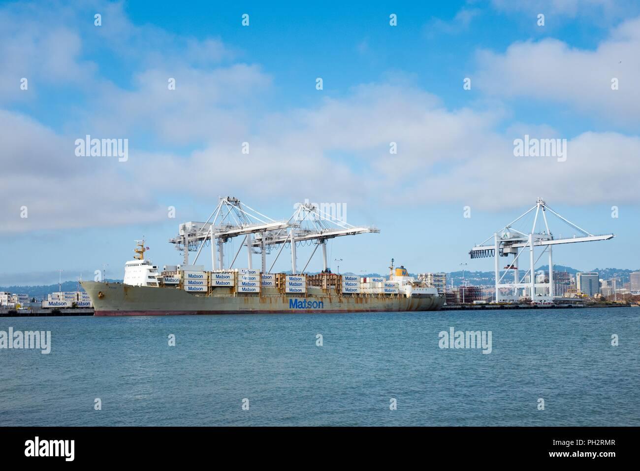 Intermodal Freight Container Stock Photos & Intermodal