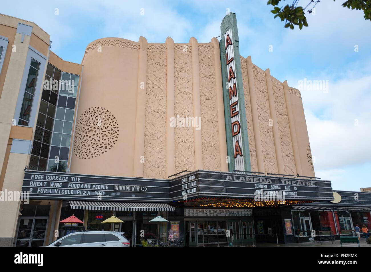 Movie Theater Marquee High Resolution Stock Photography And Images Alamy