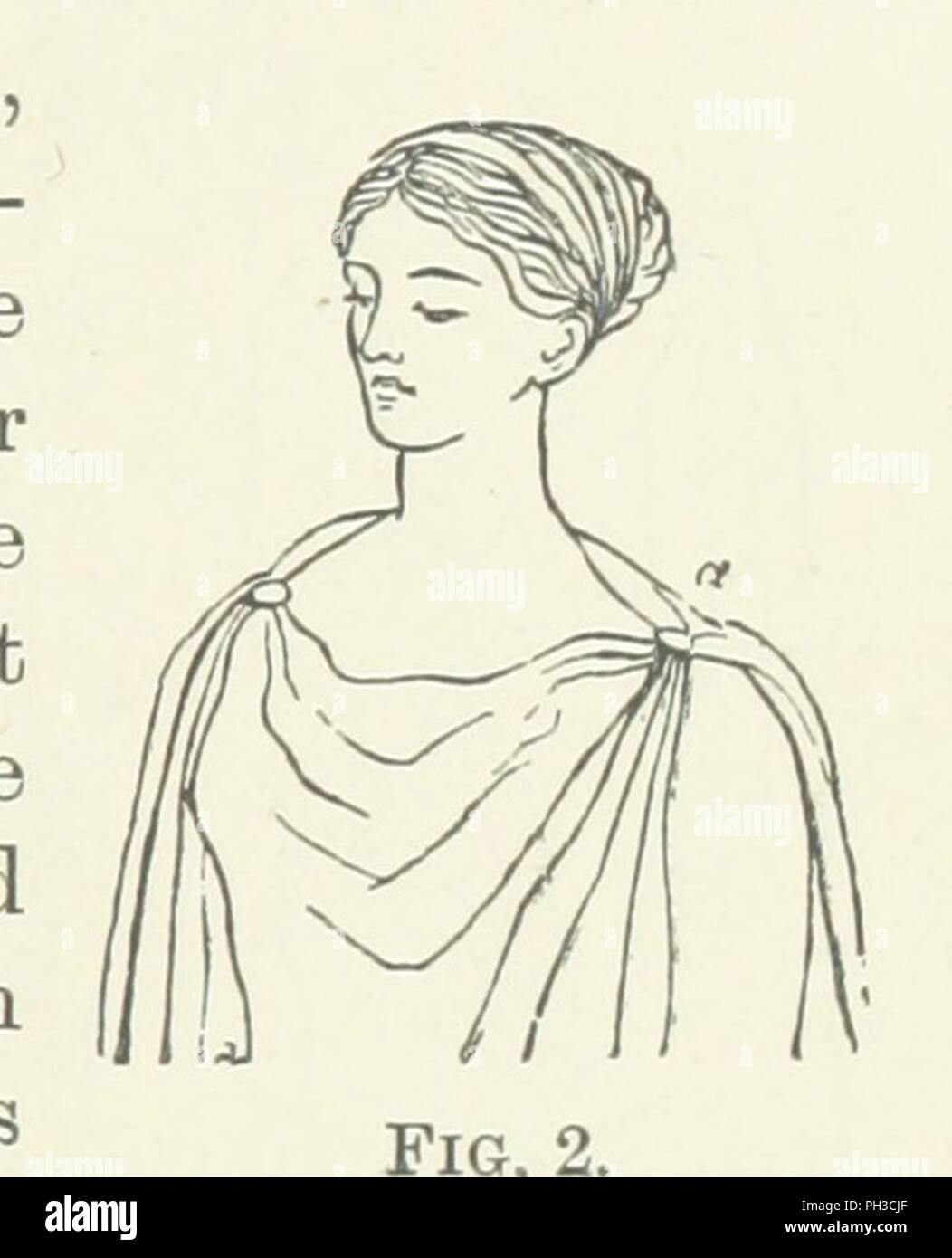 Image  from page 229 of 'Papers literary, scientific, &c. . Edited by Sidney Colvin . and J. A. Ewing . With a memoir by R. L. Stevenson' . - Stock Image