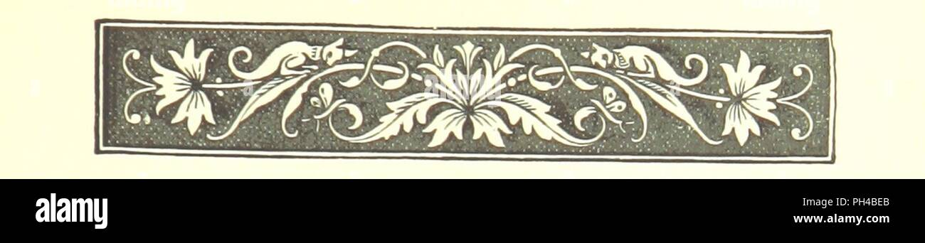 Image  from page 9 of 'The Last Drawing Room. A novel' . - Stock Image