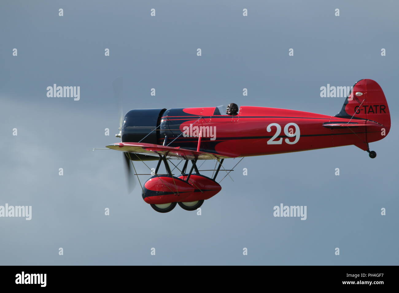 Sywell Airshow - Stock Image
