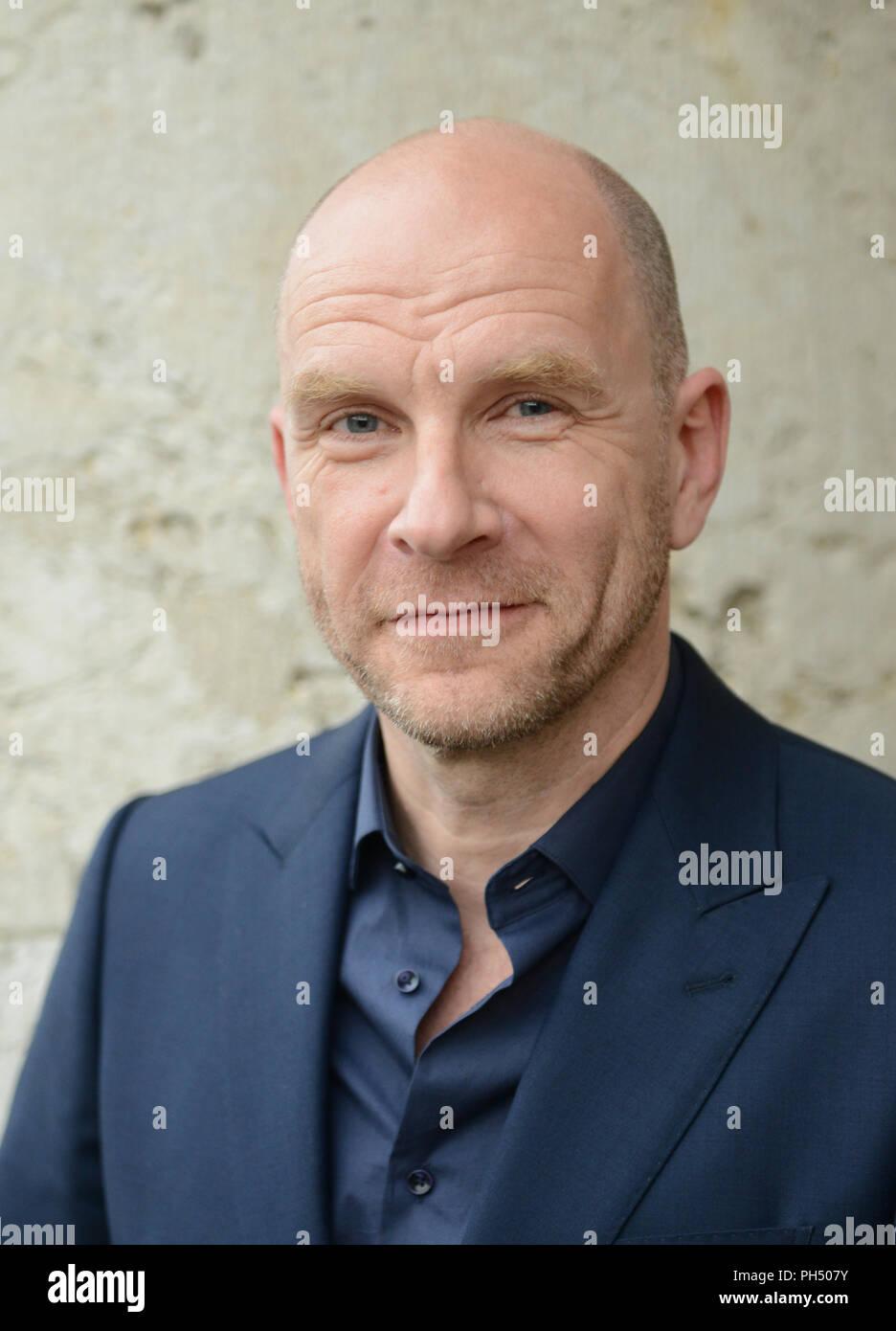 Actor Götz Schuberth shot at Filmfest München 2014 - Stock Image