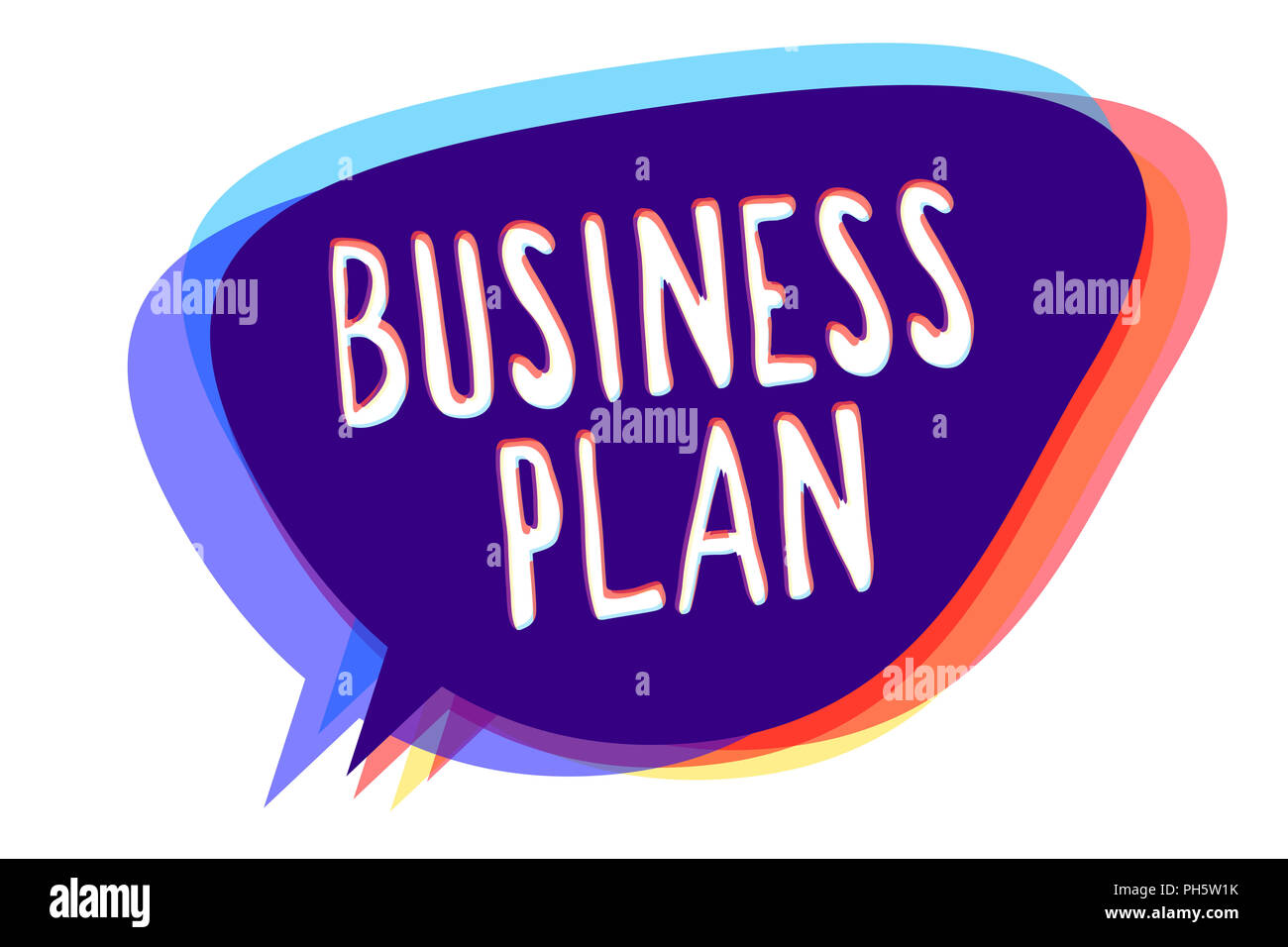 Conceptual Hand Writing Showing Business Plan Business Photo Text