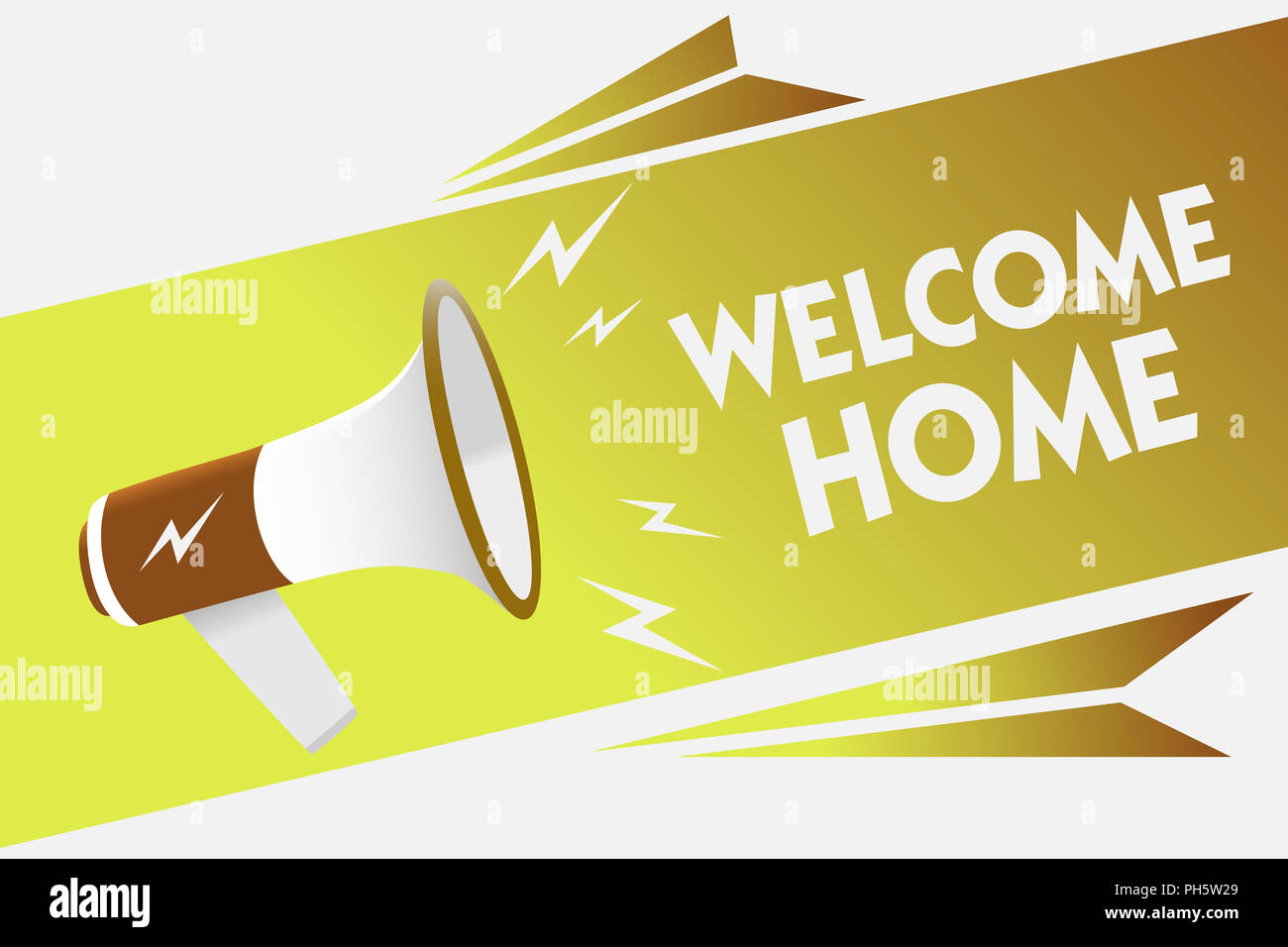 Welcome Home Sign Soldier Stock Photos Welcome Home Sign Soldier