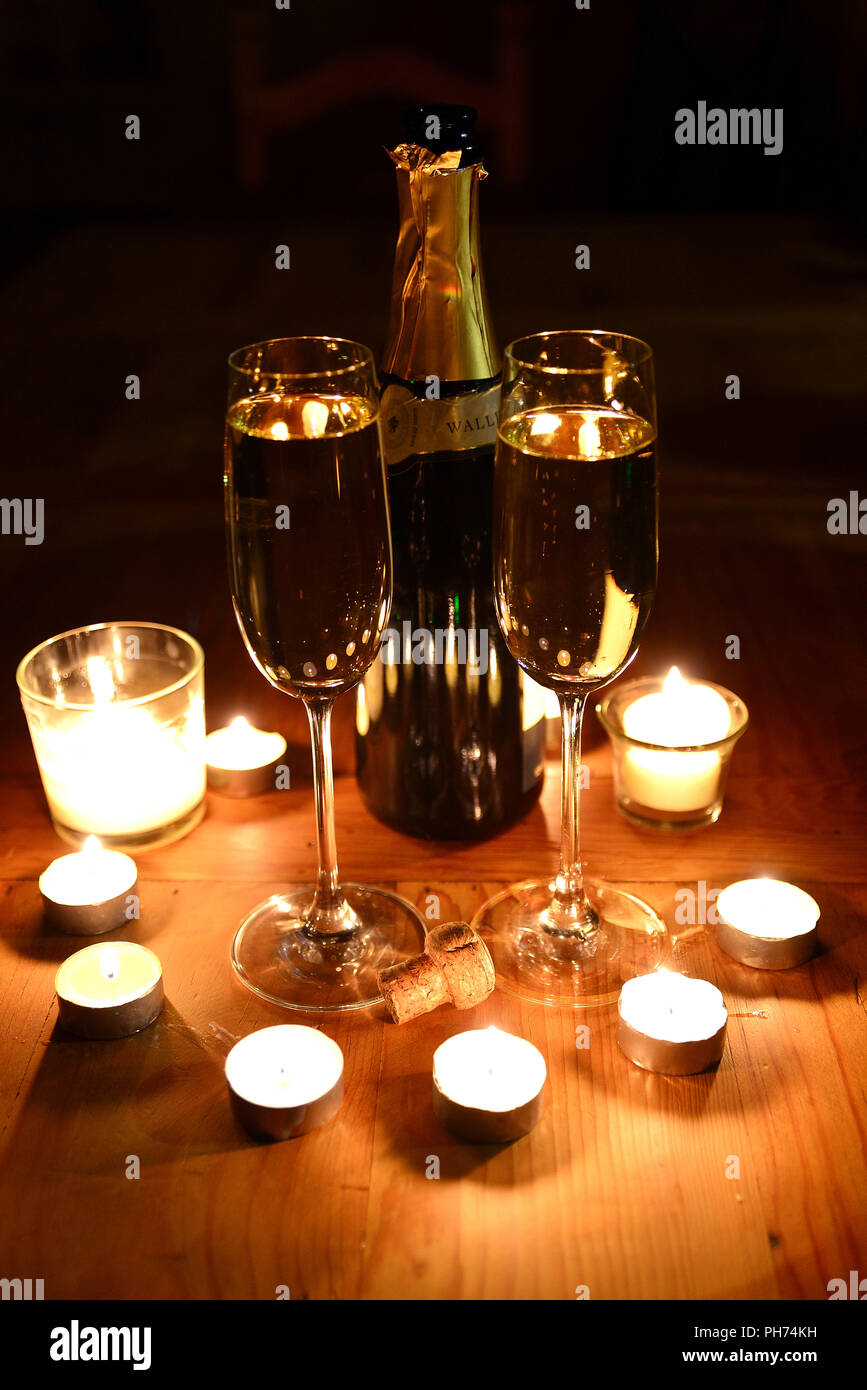 Candle Light Dinner Stock Photos Amp Candle Light Dinner