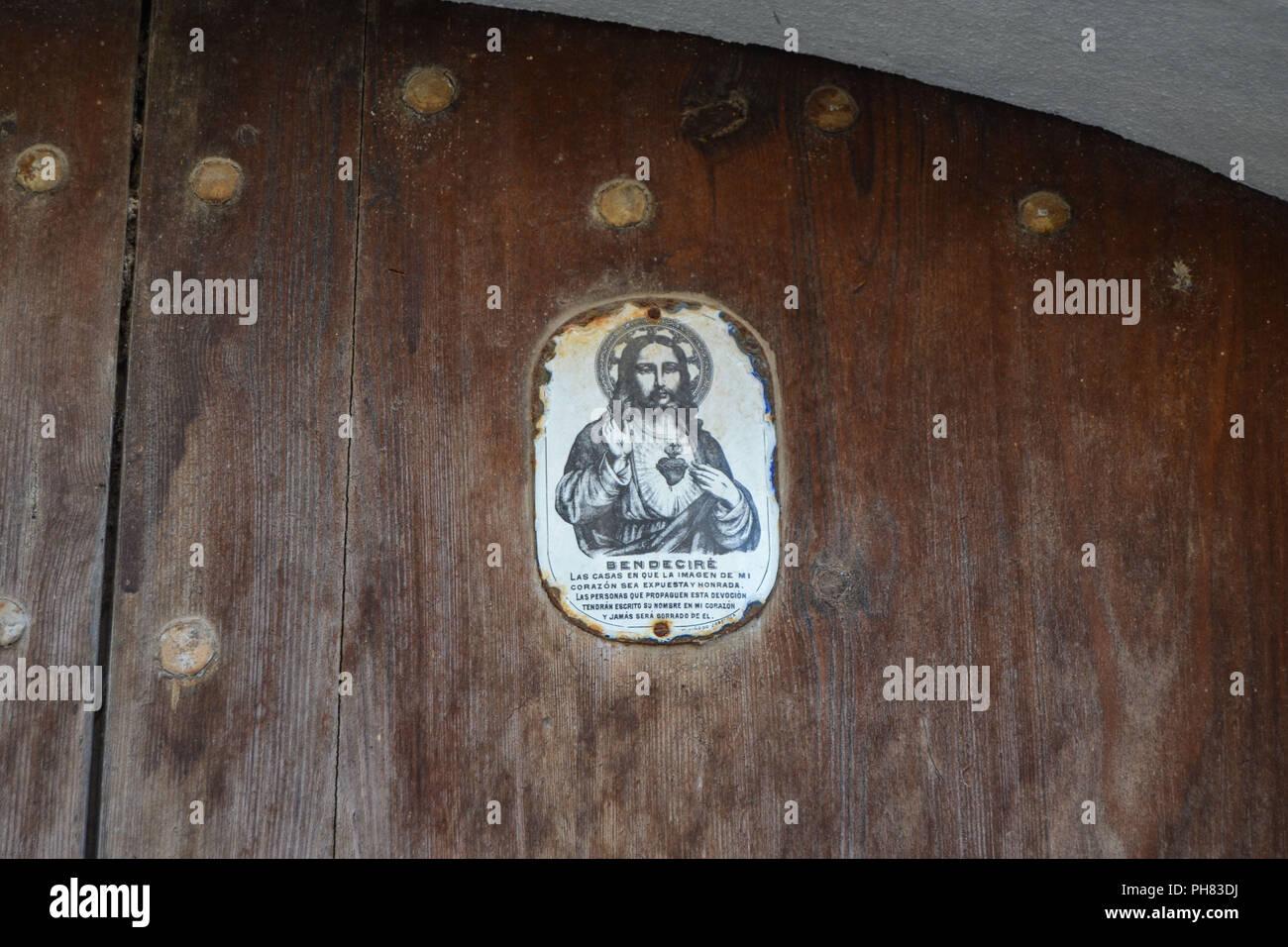 Schutzpatron - Stock Image
