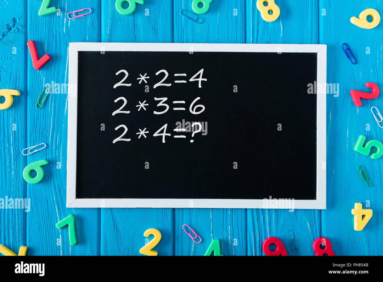 Multiplication Table Stock Photos & Multiplication Table Stock ...