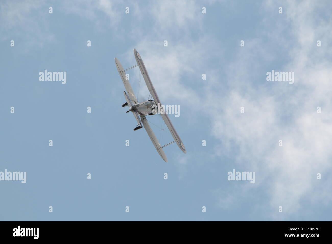 Gloster Gladiator - Stock Image