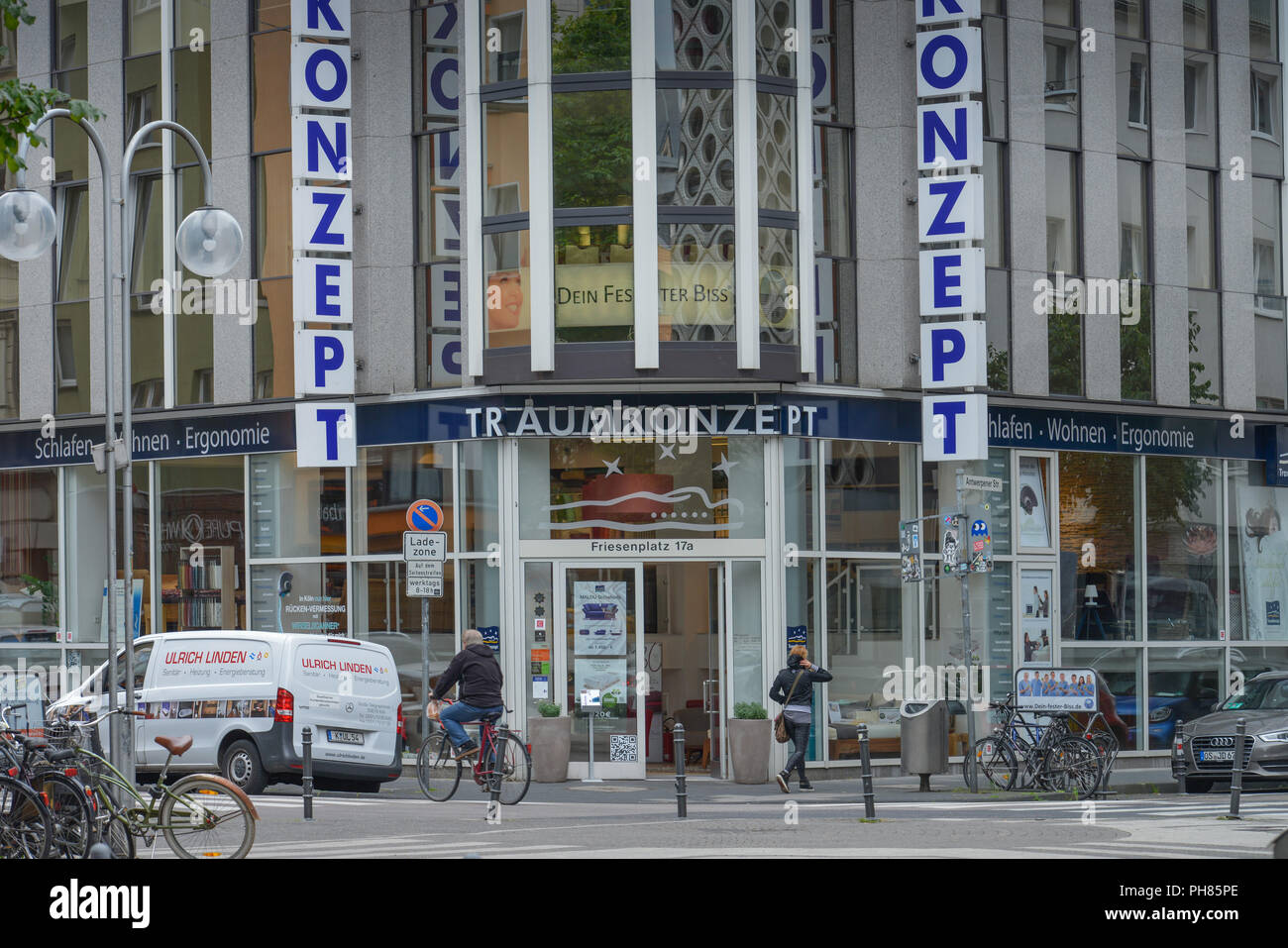 Friesenplatz 17A Köln bettenfachgeschaeft traumkonzept, friesenplatz, koeln, nordrhein