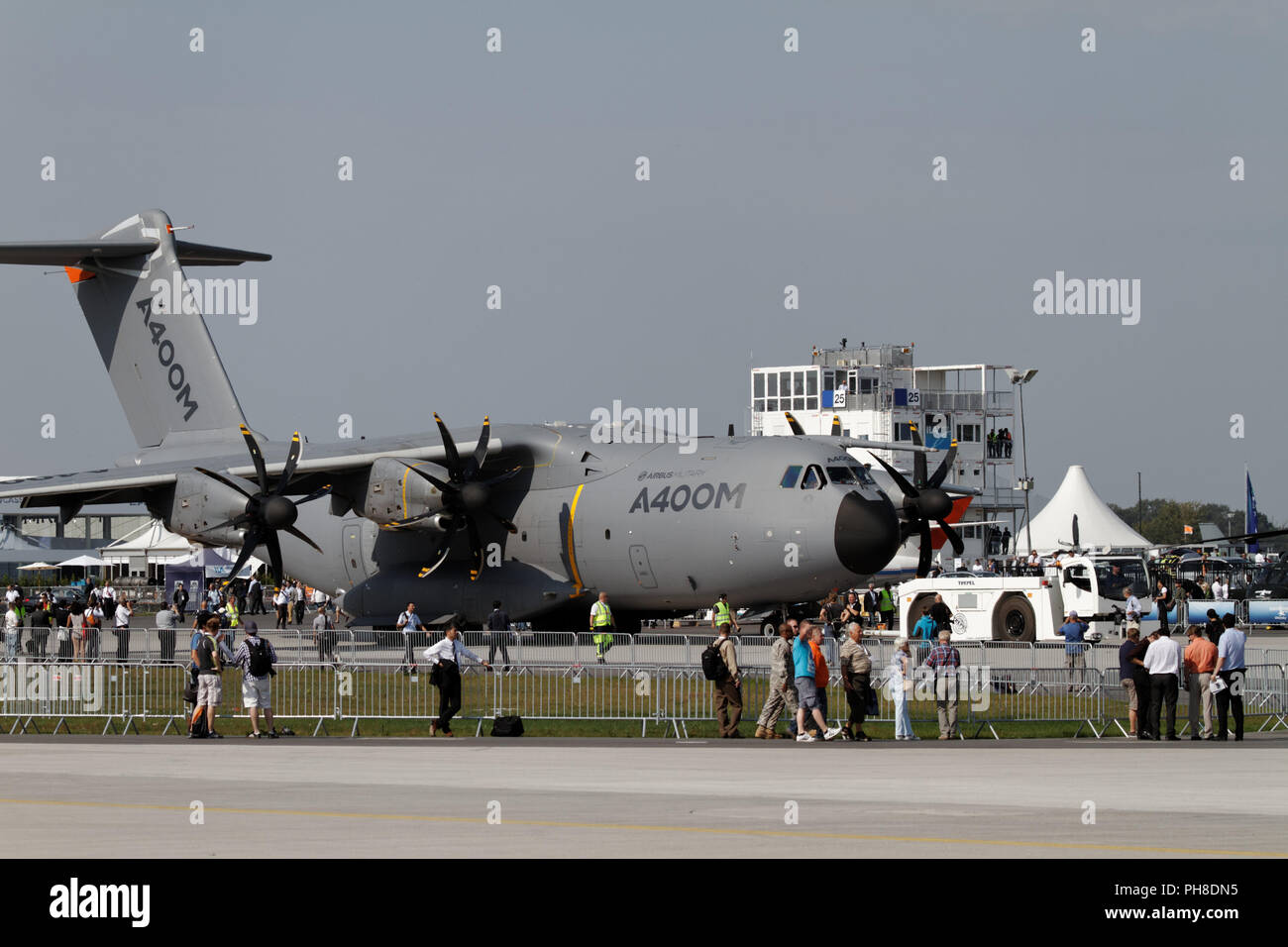 Airbus A400M. - Stock Image