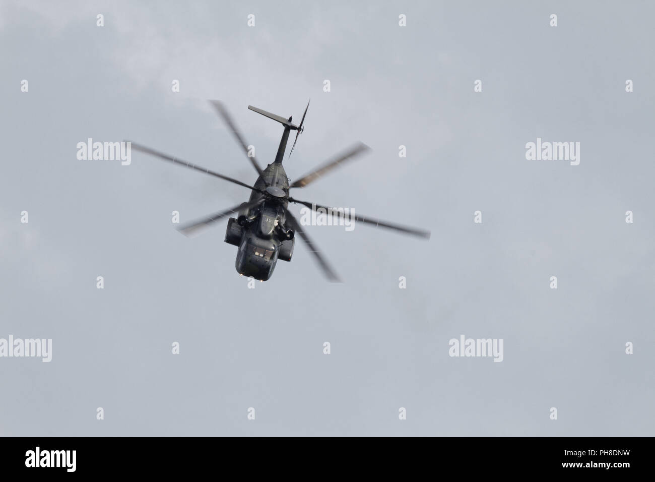Sikorsky CH - 53 G of the German Army. - Stock Image