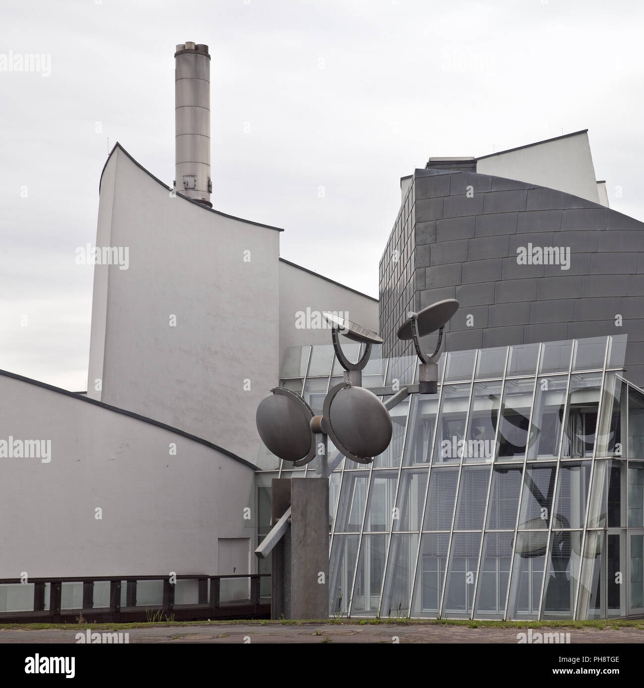 Energy Forum Innovation, Bad Oeynhausen - Stock Image