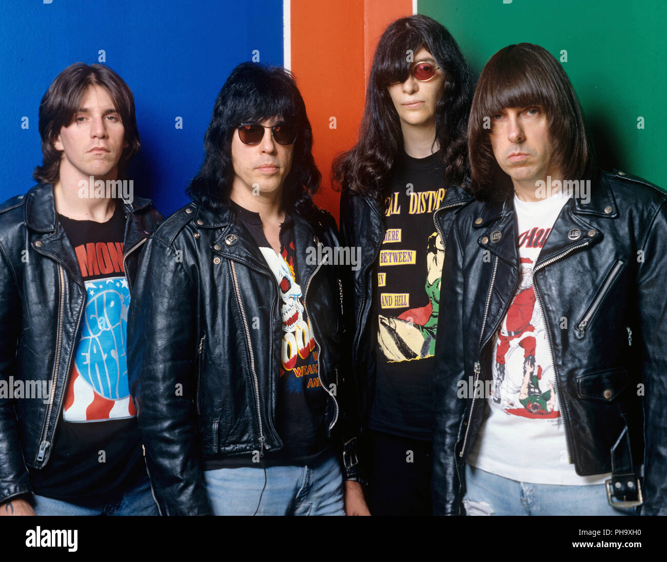Johnny Ramone High Resolution Stock Photography and Images - Alamy