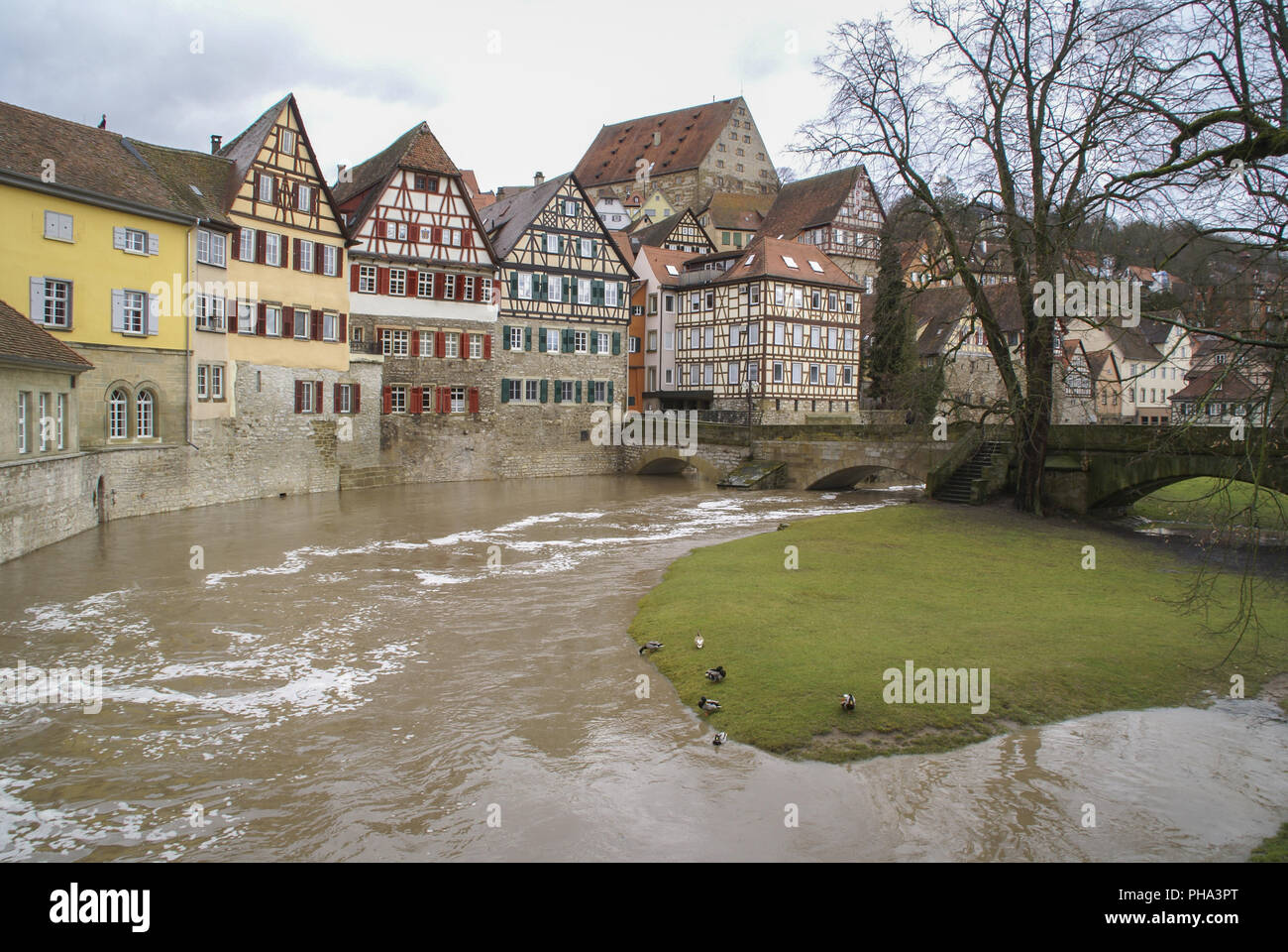 house in flood stock photos house in flood stock images alamy. Black Bedroom Furniture Sets. Home Design Ideas