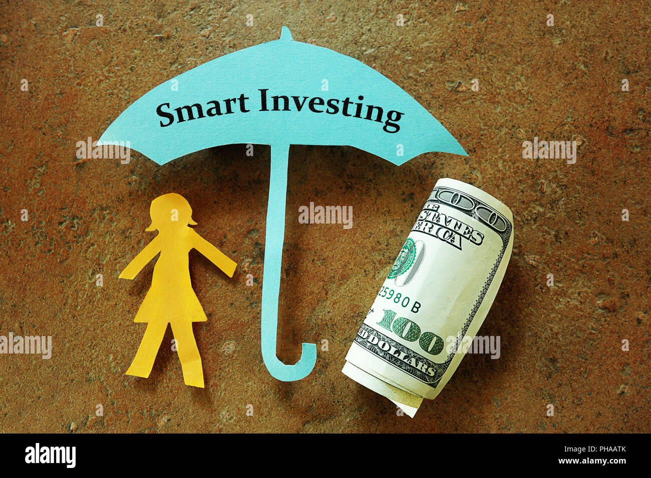 Smart Investing - Stock Image
